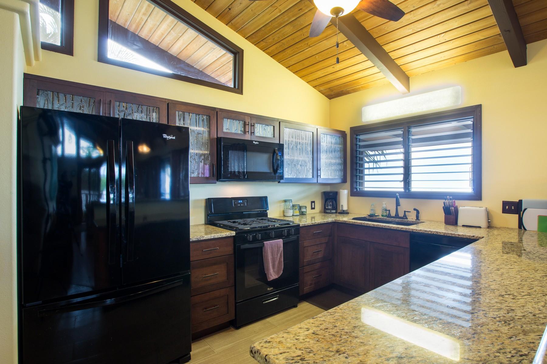 Casa Unifamiliar por un Venta en Kona Paradise 87-3217 Boki Road Captain Cook, Hawaii, 96704 Estados Unidos