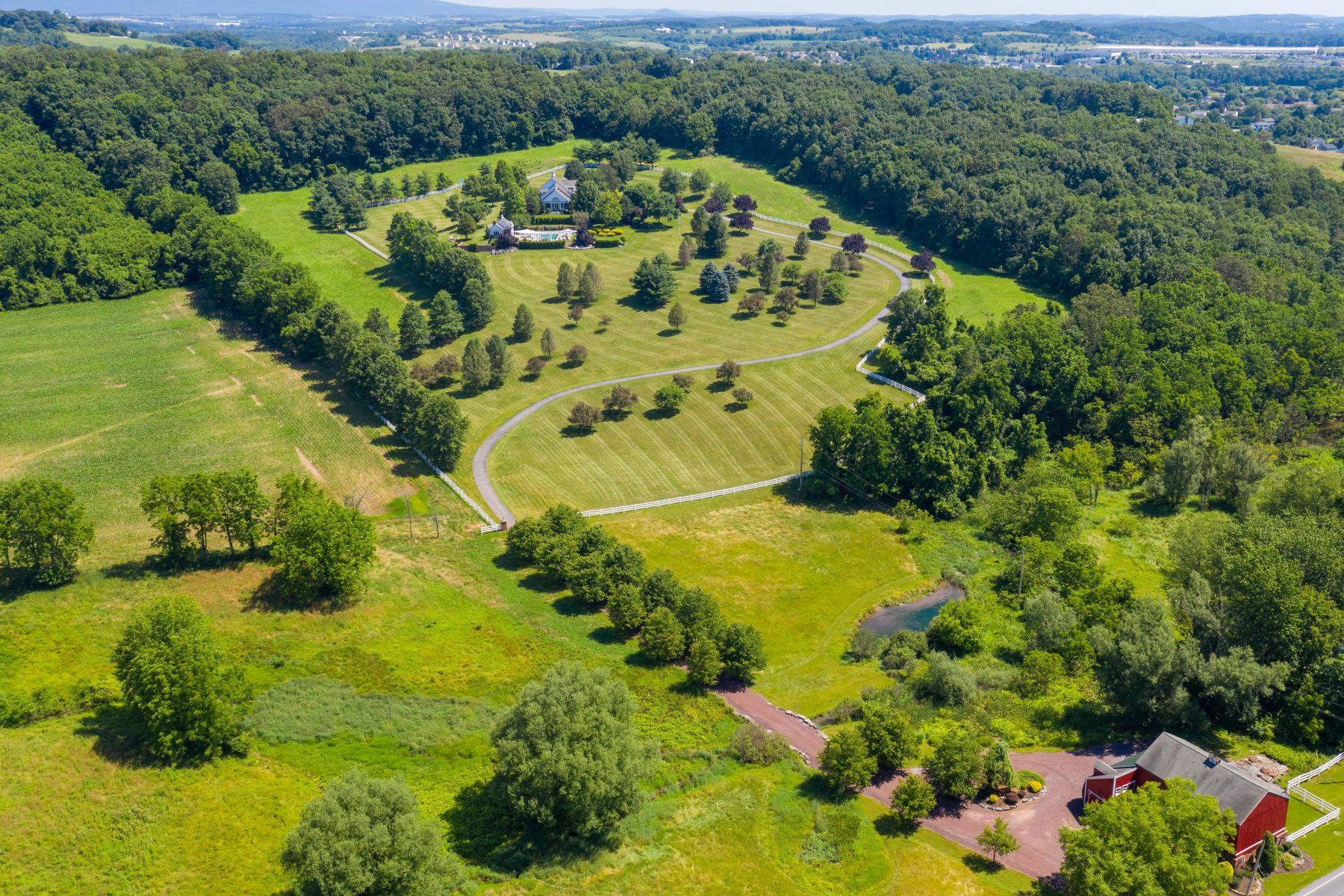 Φάρμα/ράντσο/φυτεία για την Πώληση στο 1081 Grange Rd, Bern Township- Farm Leesport, Πενσιλβανια 19533 Ηνωμένες Πολιτείες