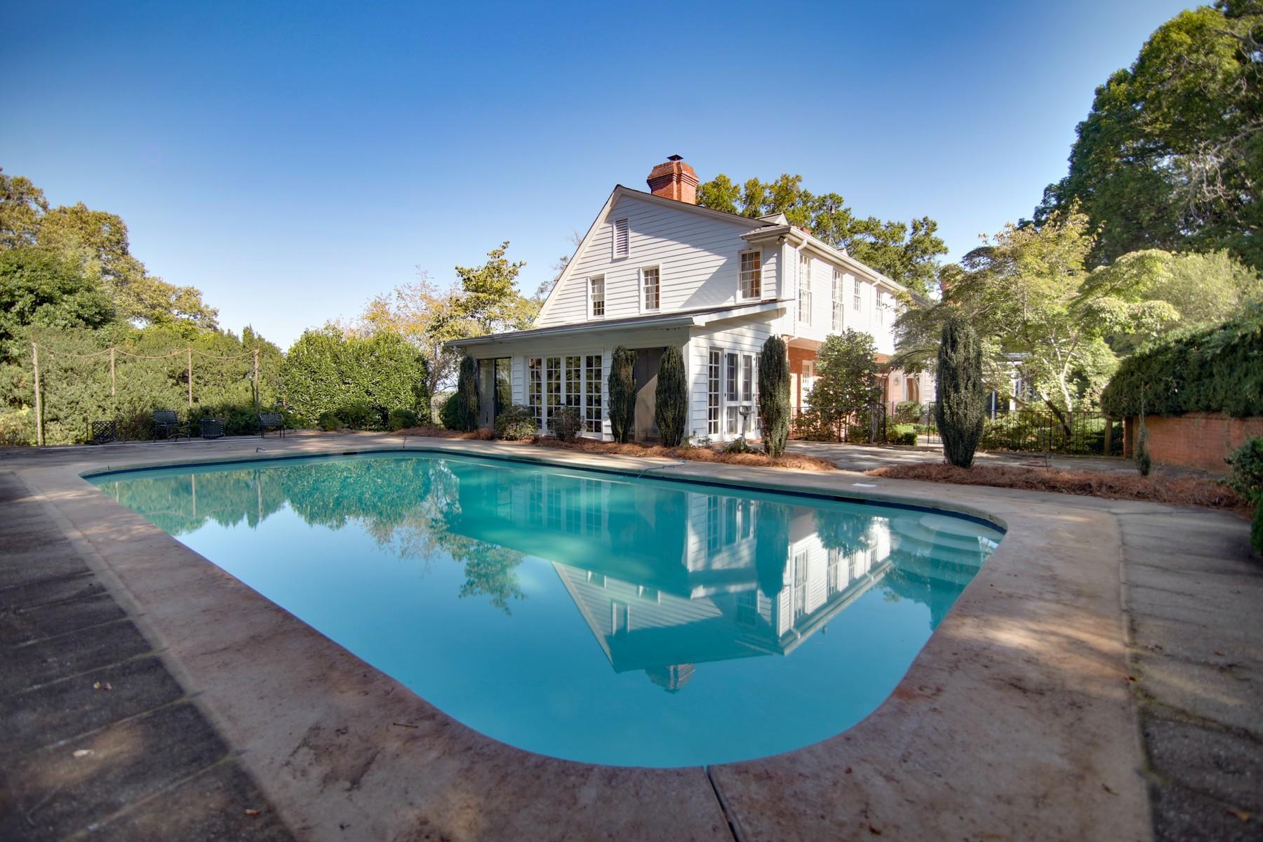 Maison unifamiliale pour l à vendre à 208 Pellyn Wood Rutherfordton NC 28139 Rutherfordton, Carolina Du Nord, 28139 États-Unis