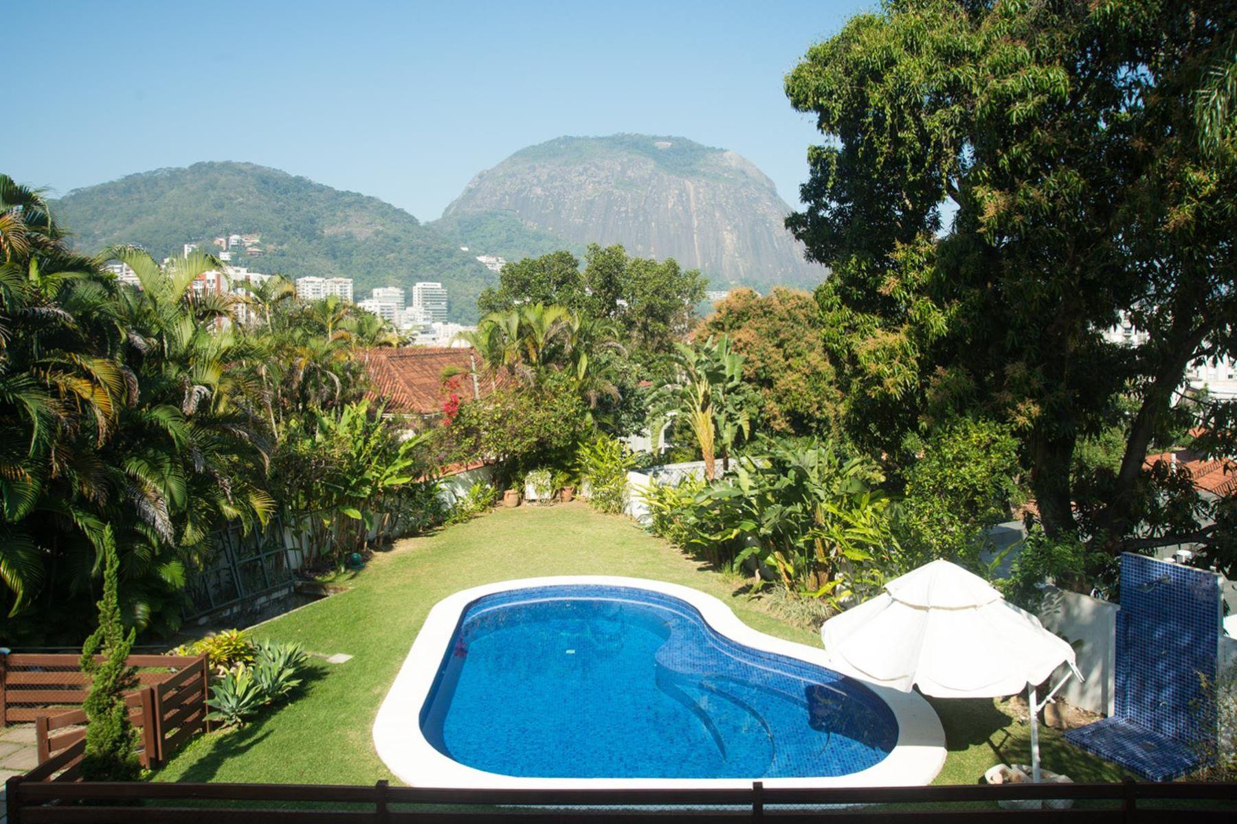 Moradia para Venda às View to the Mountains Rua Engenheiro Alfredo Duarte Rio De Janeiro, Rio De Janeiro, 22461-170 Brasil
