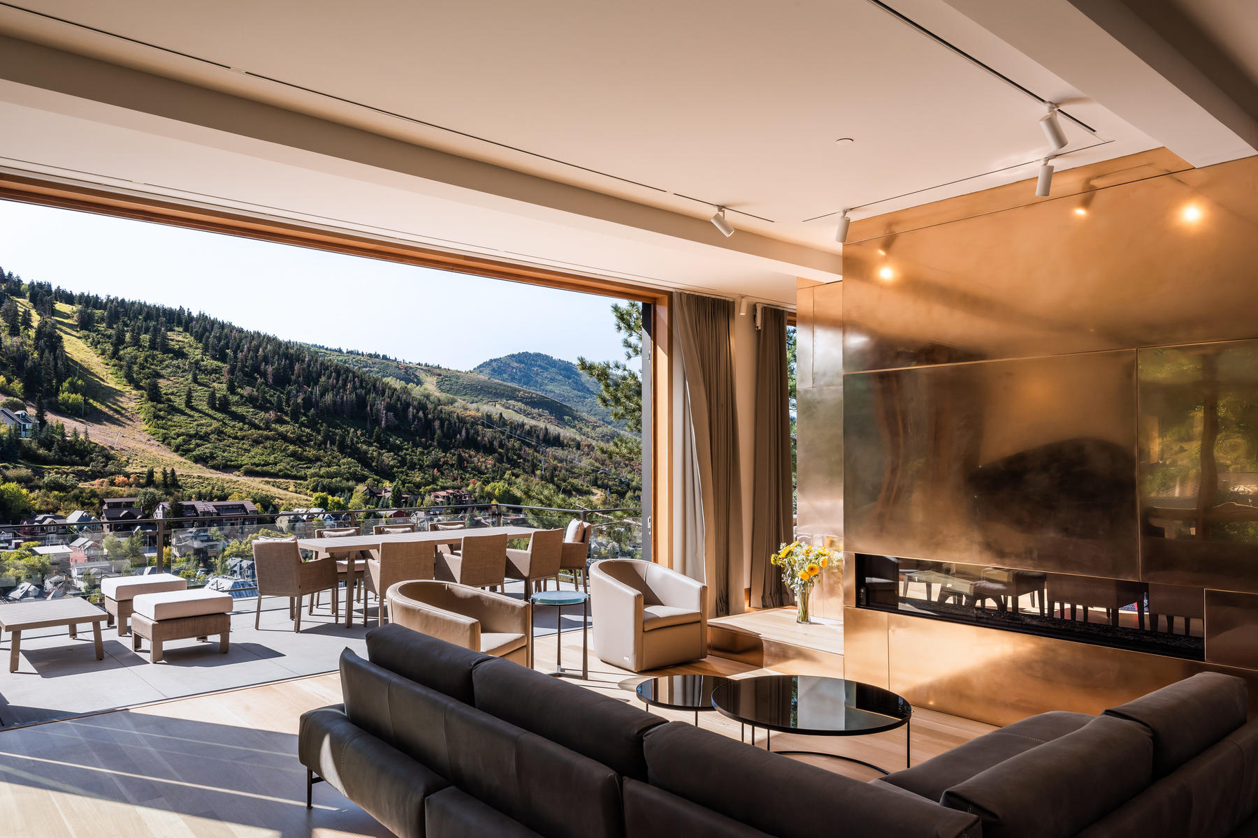 Single Family Homes for Active at The Jewel Of Old Town With Majestic Views 331 McHenry Ave Park City, Utah 84060 United States