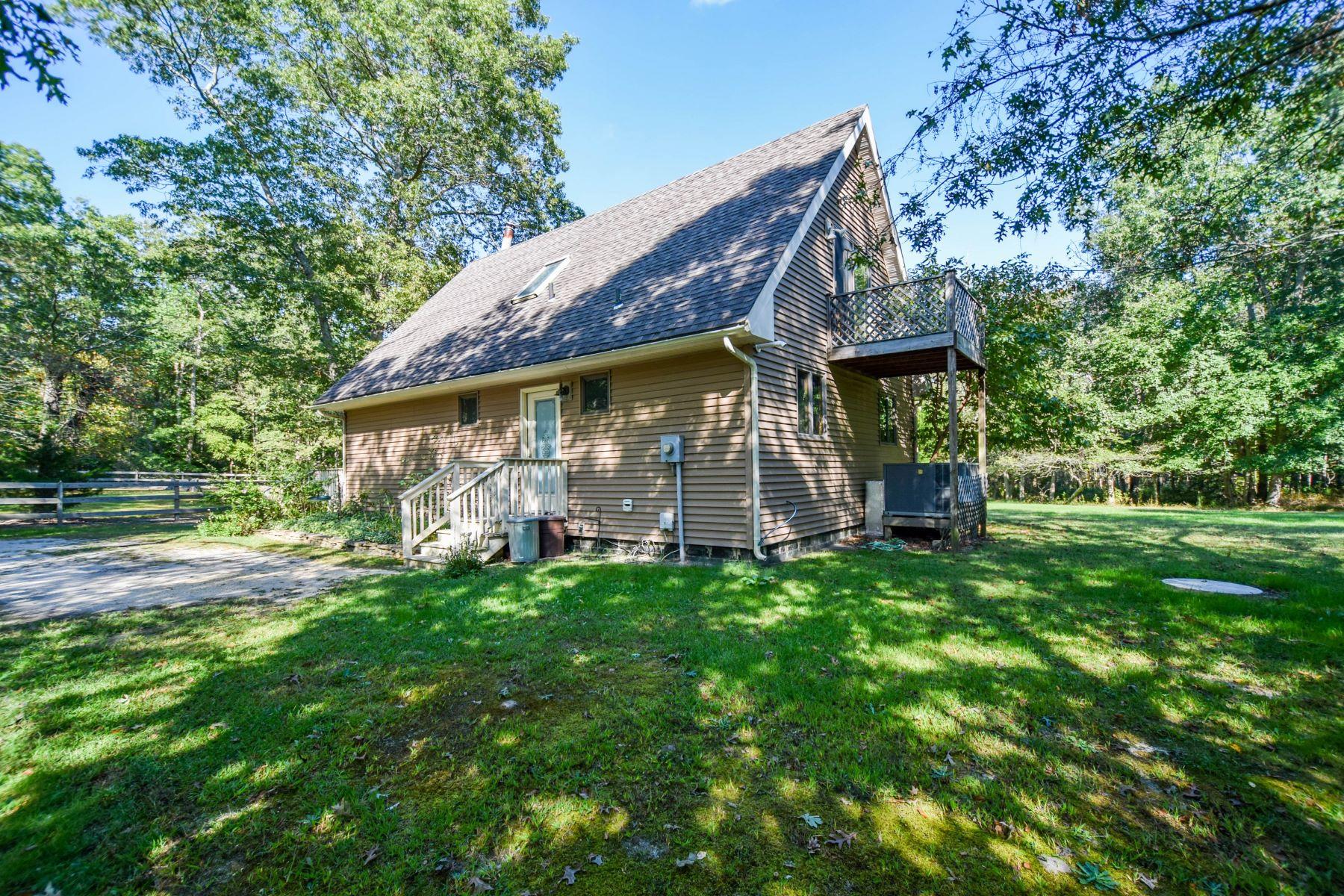 Single Family Homes por un Venta en 30 E Greenbush Ave Bass River Township, Nueva Jersey 08224 Estados Unidos