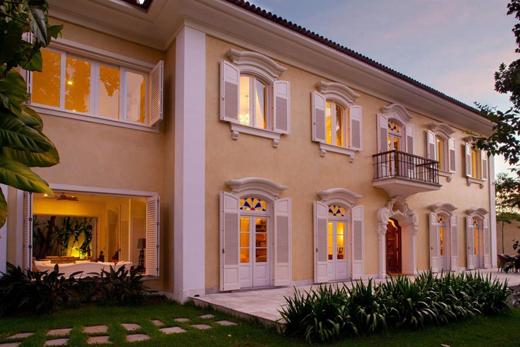 Moradia para Venda às Spectacular Colonial Mansion at Horto Rua Pacheco Leão Rio De Janeiro, Rio De Janeiro, 22460-030 Brasil