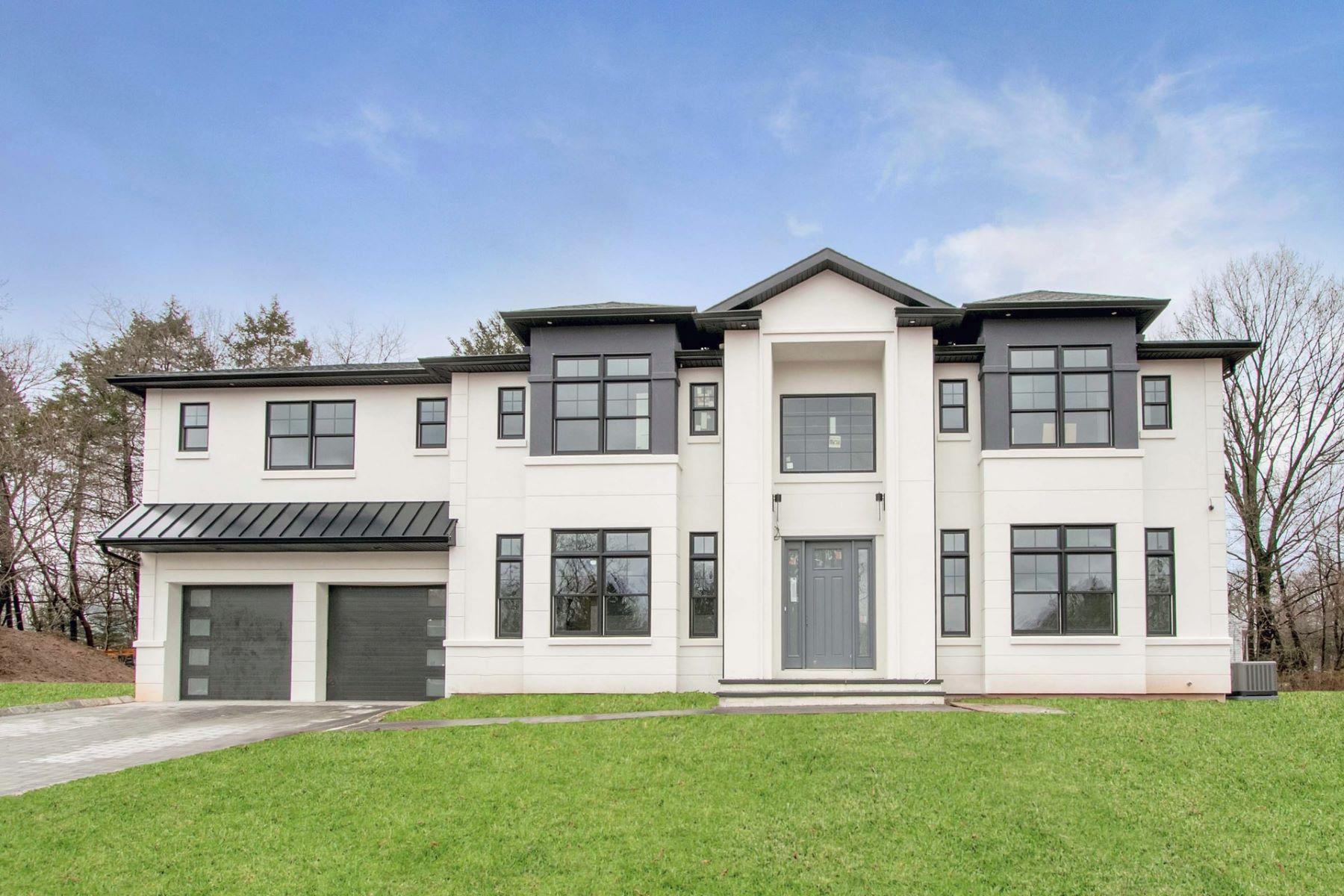 Villa per Vendita alle ore Knickerbocker Estates 3 Forcier Court, Tenafly, New Jersey 07670 Stati Uniti