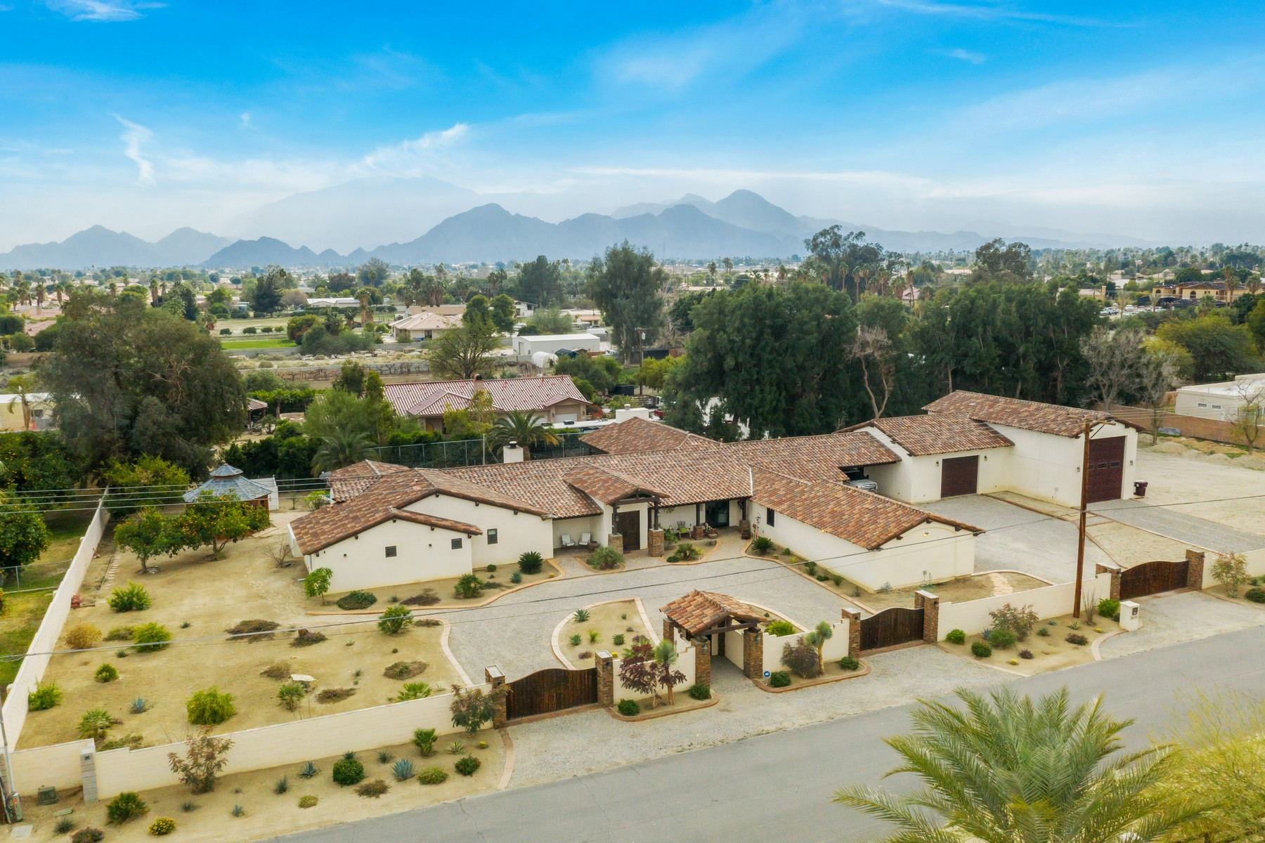 Single Family Homes for Active at 78305 Avenue 41 Bermuda Dunes, California 92203 United States