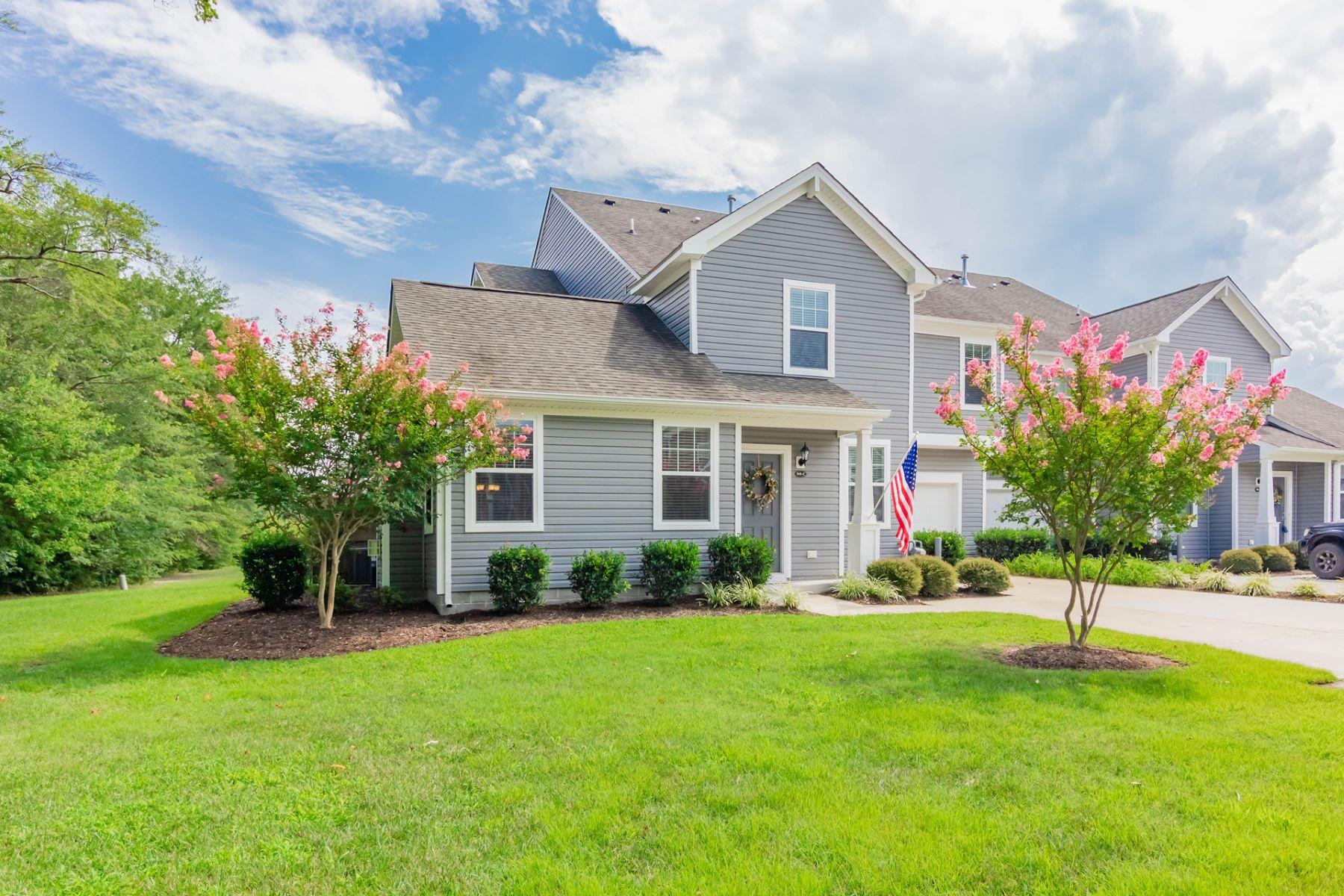 Condominiums por un Venta en 945 Vineyard Place #C Suffolk, Virginia 23435 Estados Unidos