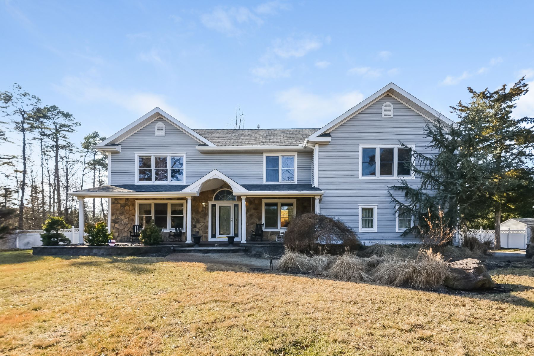 Single Family Home for Sale at 20 Tyler Rd Ocean View, New Jersey, 08230 United States