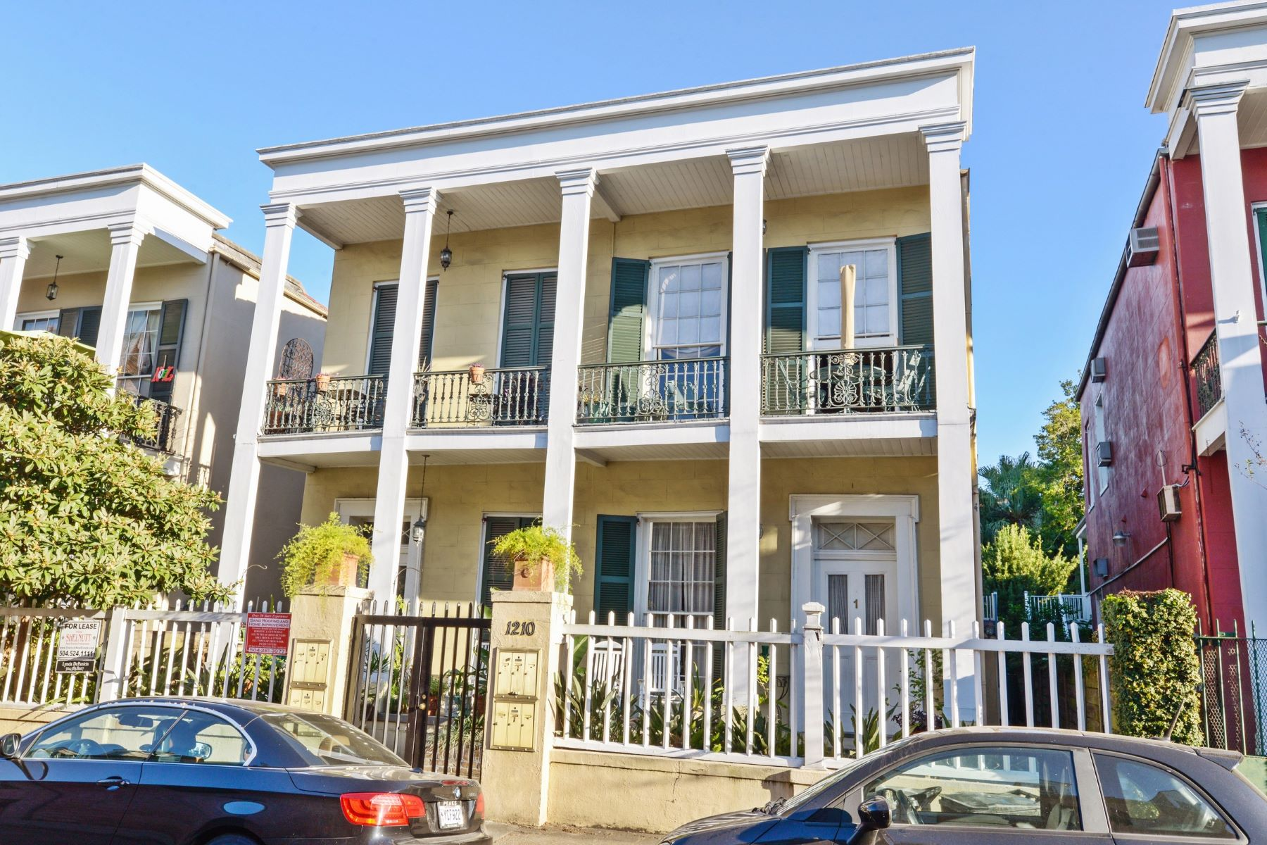 Condominium for Sale at 1210 Chartres Street, #5 1210 Chartres St # 5 New Orleans, Louisiana 70116 United States