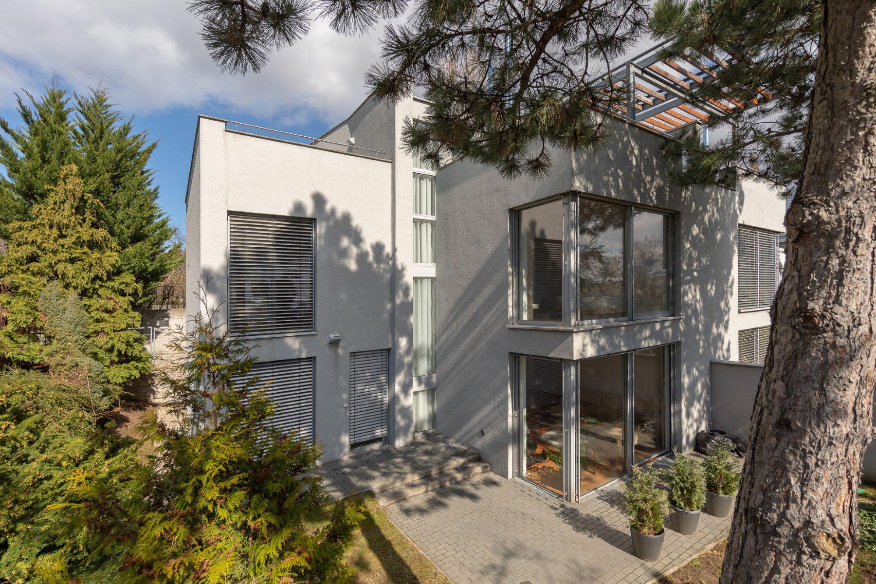 Single Family Homes for Sale at A modern city villa in the prestigious Bratislava area Vlckova Other Slovakia, Other Areas In Slovakia 81106 Slovakia