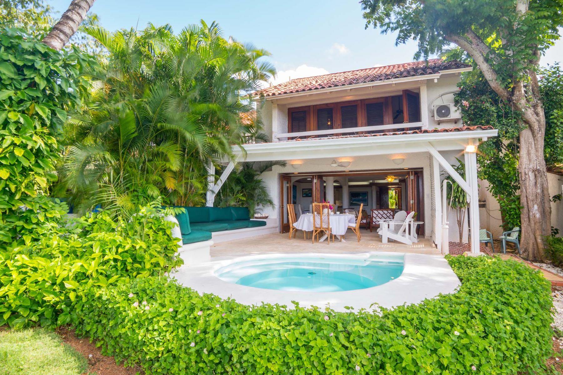 Single Family Home for Sale at Elegant and Timeless 3-bedroom Italian-Inspired Residence Casa De Campo, La Romana Dominican Republic