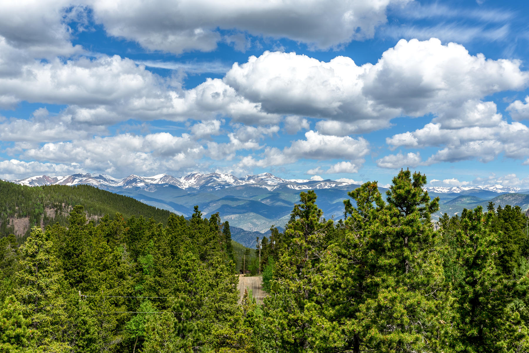 Single Family Homes for Sale at Escape the city to your quiet, tranquil, mountain home! 199 Pine Drive Idaho Springs, Colorado 80452 United States
