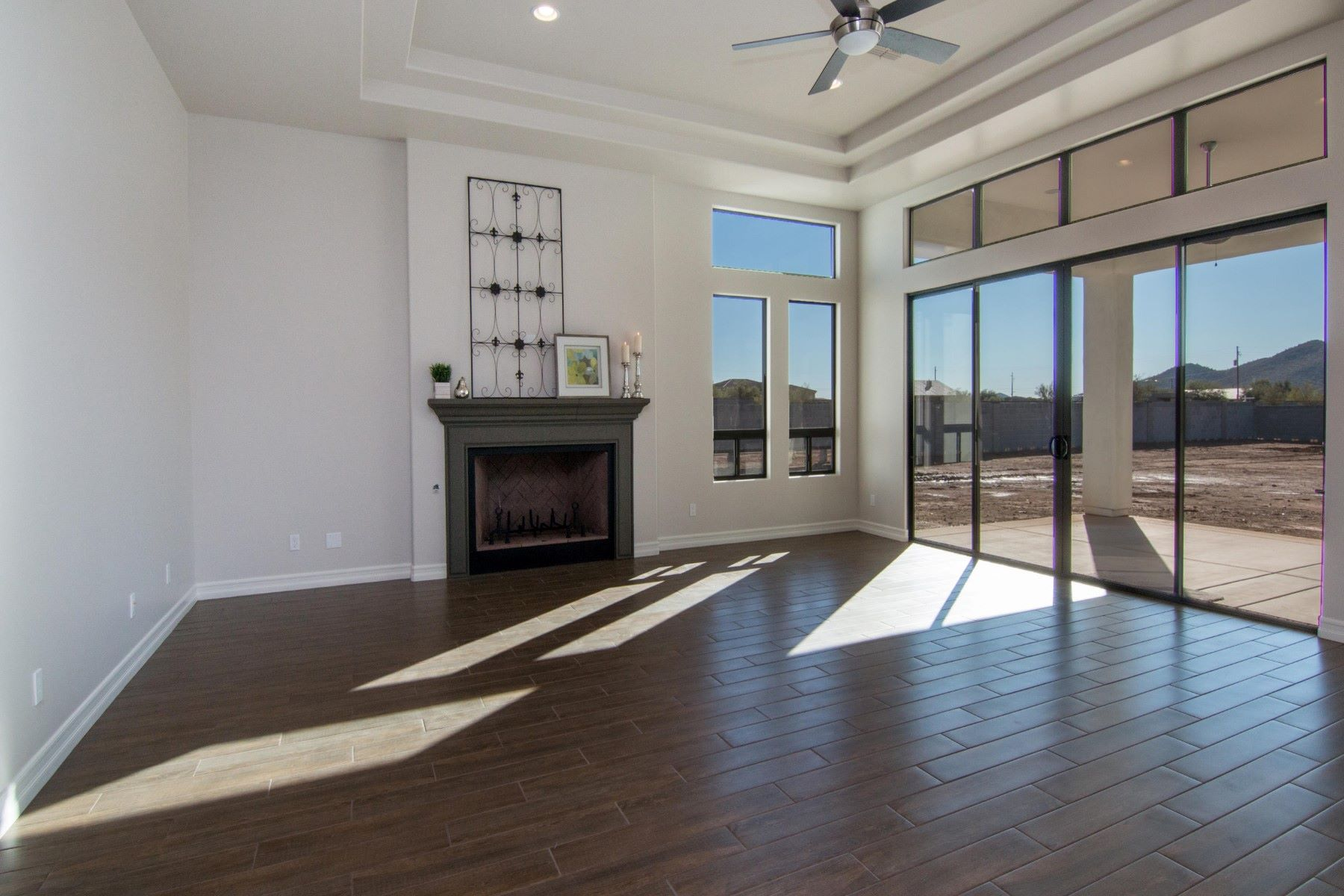 Single Family Home for Sale at Beautifully appointed Presidio custom home 28404 N 159th St Scottsdale, Arizona, 85262 United States