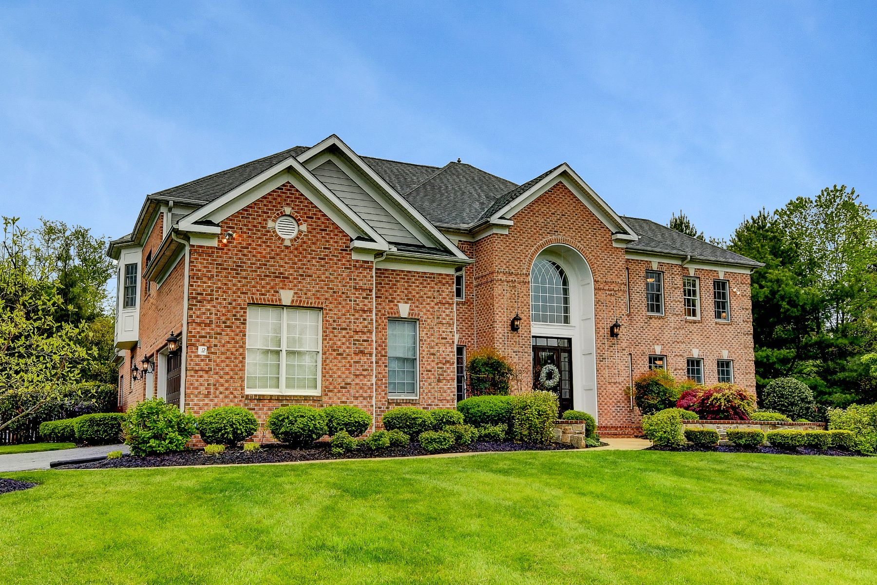 Single Family Homes por un Venta en Braeside 12 Dipping Pond Court Lutherville Timonium, Maryland 21093 Estados Unidos