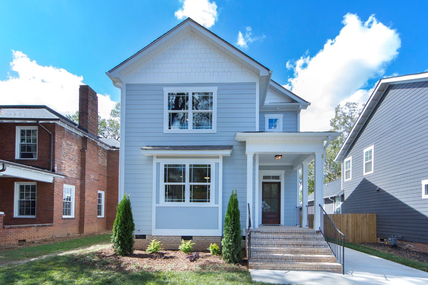 獨棟家庭住宅 為 出售 在 13 David Street Greenville, 南卡羅來納州, 29609 美國