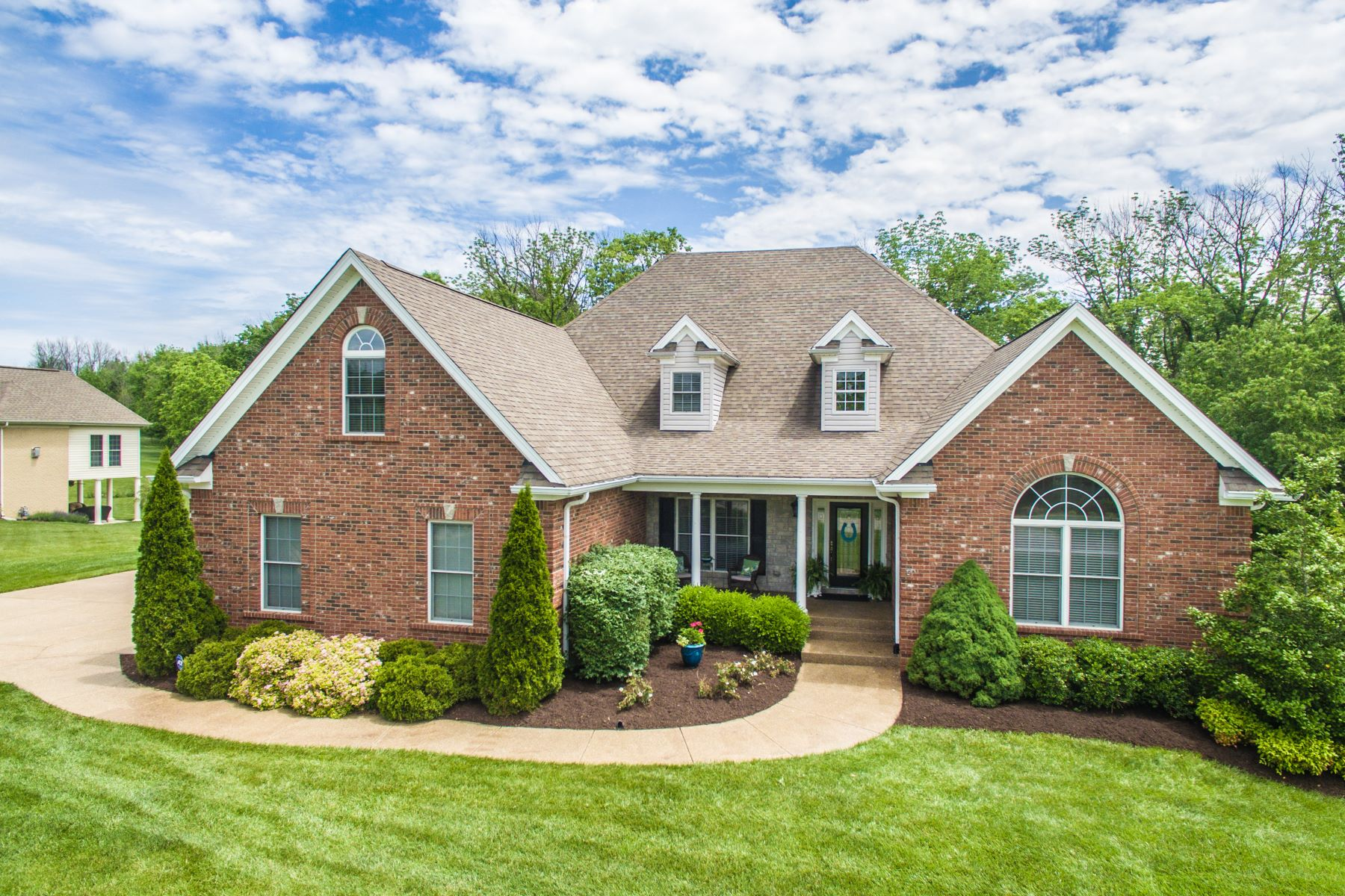 Single Family Home for Sale at 4004 Ballard Woods Drive Smithfield, Kentucky 40068 United States