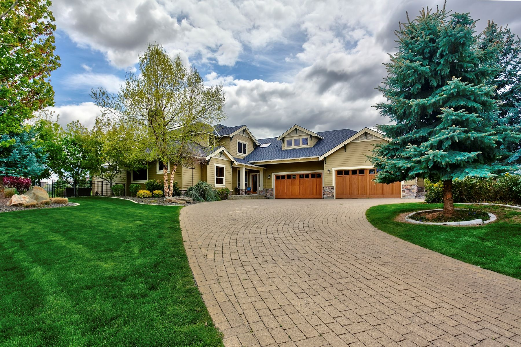 Single Family Homes for Sale at 12914 Town Ridge Road, Boise 12914 N Town Ridge Rd Boise, Idaho 83714 United States