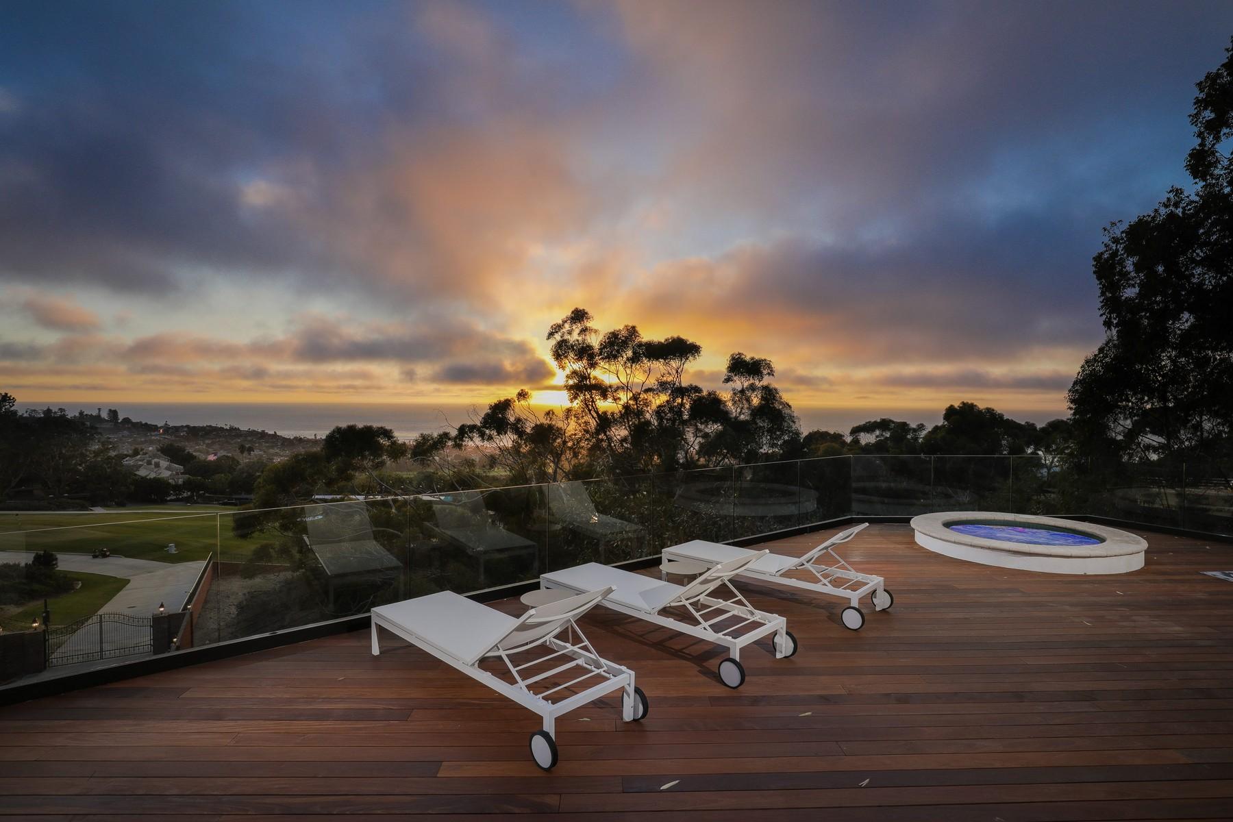 独户住宅 为 销售 在 7160 Encelia Drive 拉荷亚, 加利福尼亚州 92037 美国
