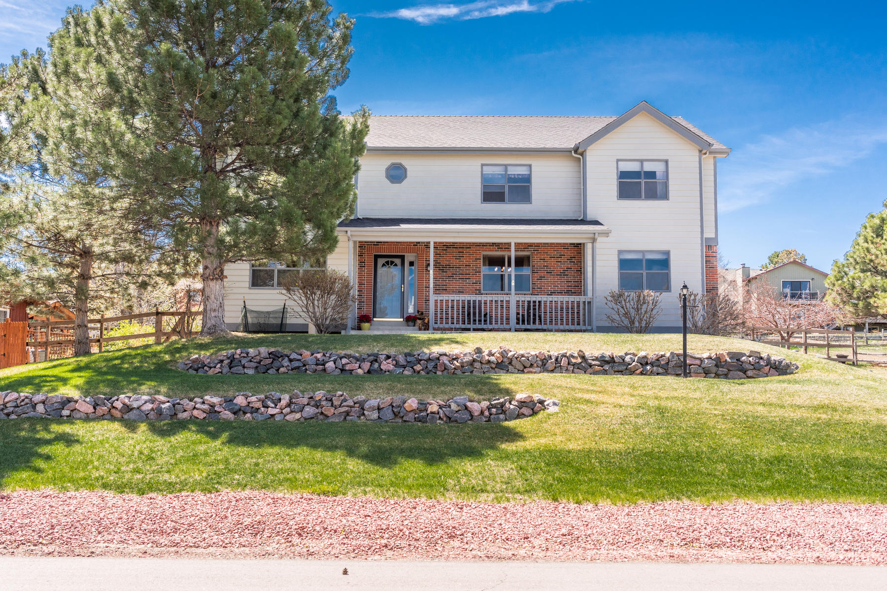 Single Family Homes for Sale at 8522 Pawnee Road Parker, Colorado 80134 United States
