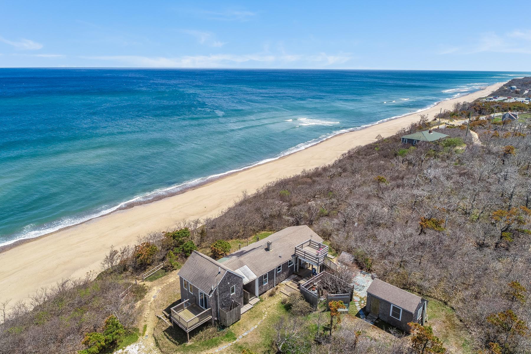Single Family Homes για την Πώληση στο 245 Nauset Light Beach Road, Eastham 245 Nauset Light Beach Rd, Eastham, Μασαχουσετη 02642 Ηνωμένες Πολιτείες