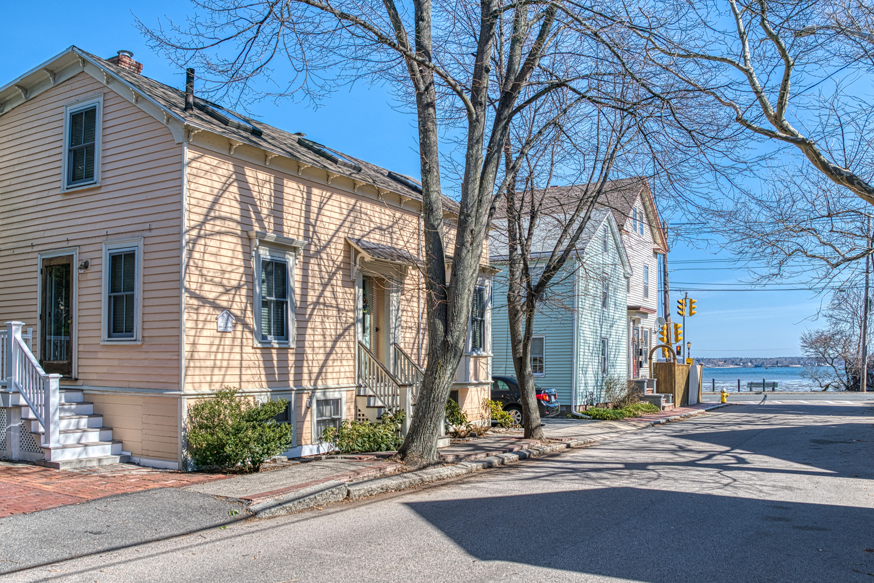 Single Family Home for Active at Charming antique located in a most coveted area of Salem 23 Pickman Street Salem, Massachusetts 01970 United States
