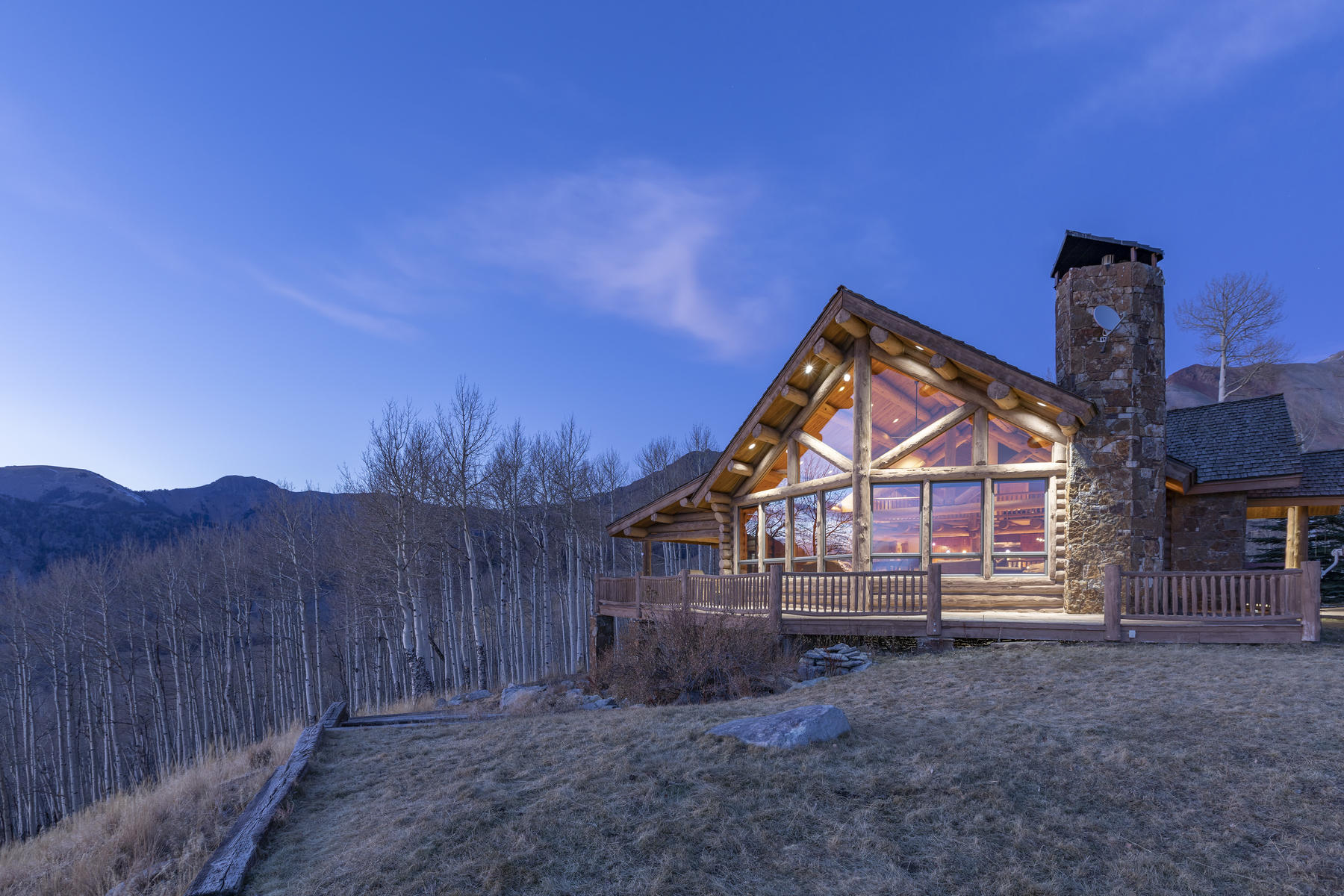 Single Family Homes for Active at 140 W. Serapio Drive Telluride, Colorado 81435 United States