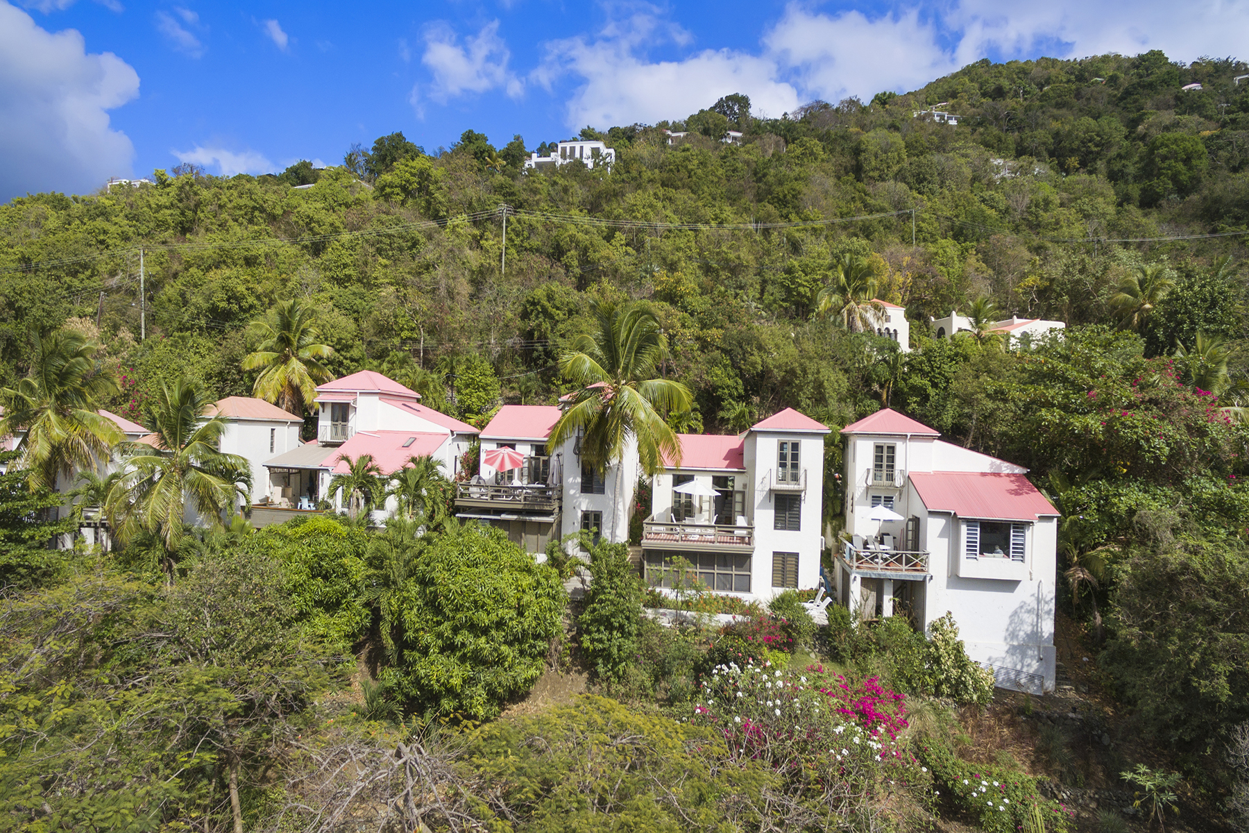 Additional photo for property listing at Shimmering Palms Villa #6 Other Tortola, Tortola British Virgin Islands