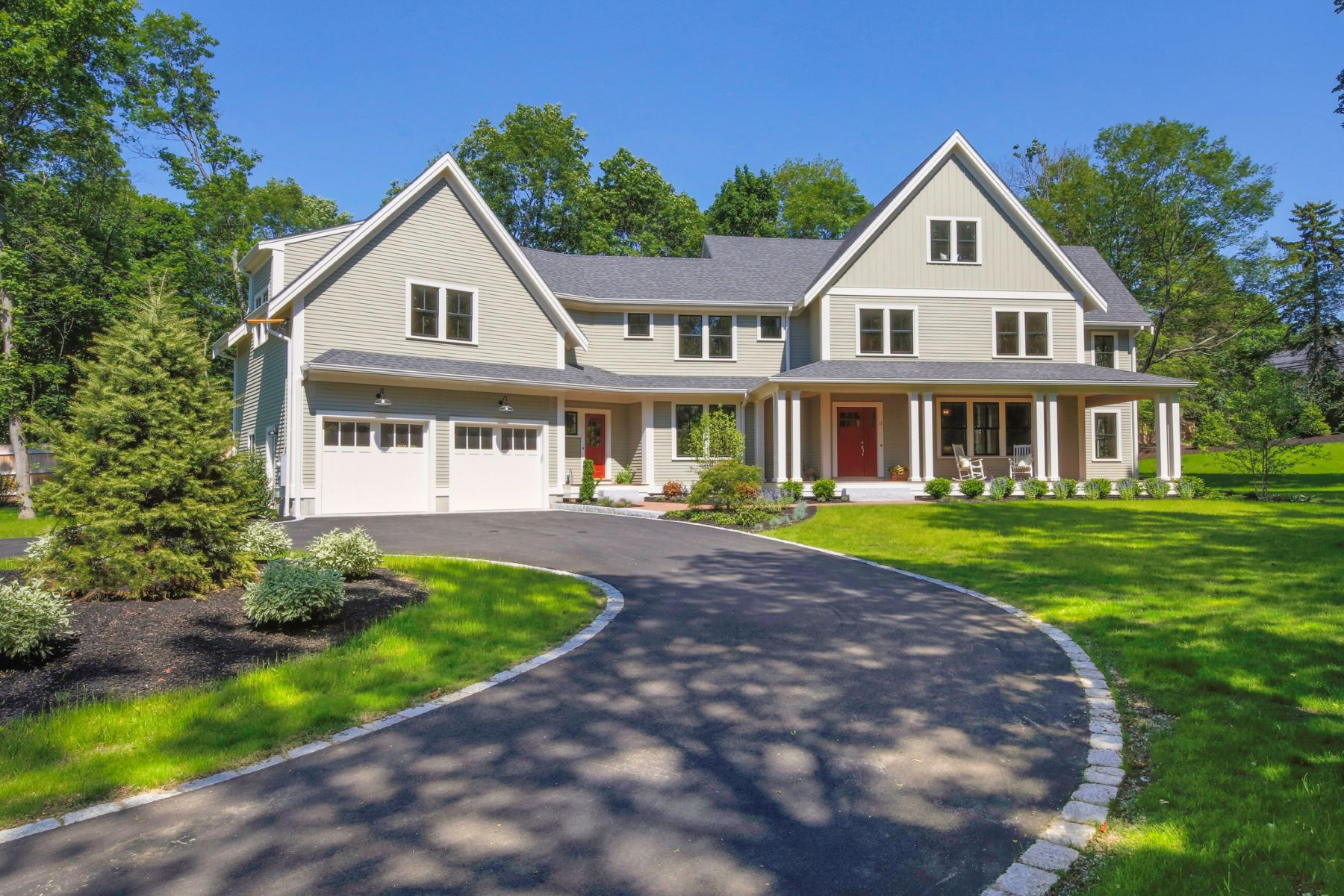 Moradia para Venda às Modern Farmhouse - New Construction 11 Byron Avenue Lexington, Massachusetts, 02420 Estados Unidos