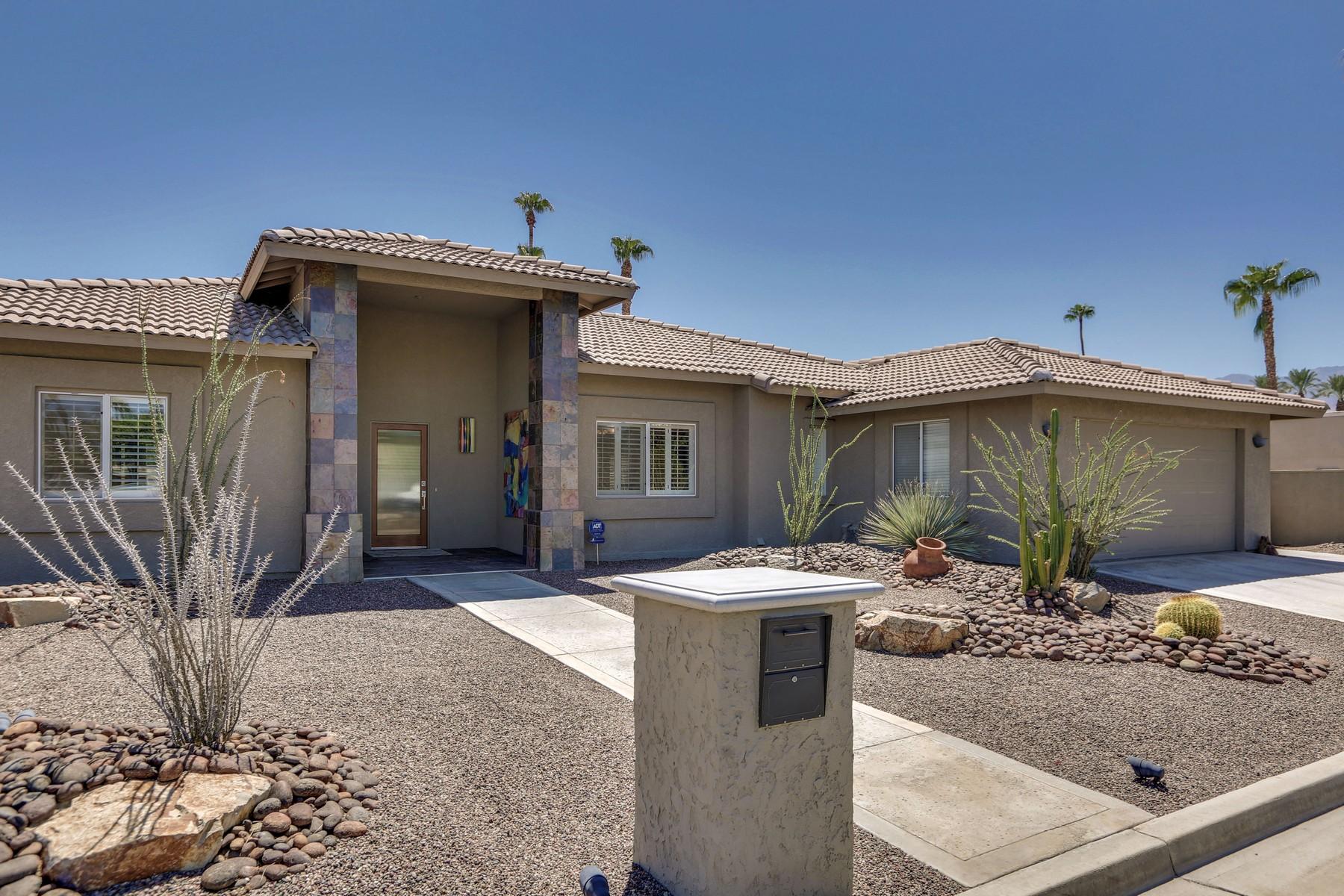 獨棟家庭住宅 為 出售 在 37740 Peacock Cir Rancho Mirage, 加利福尼亞州, 92270 美國