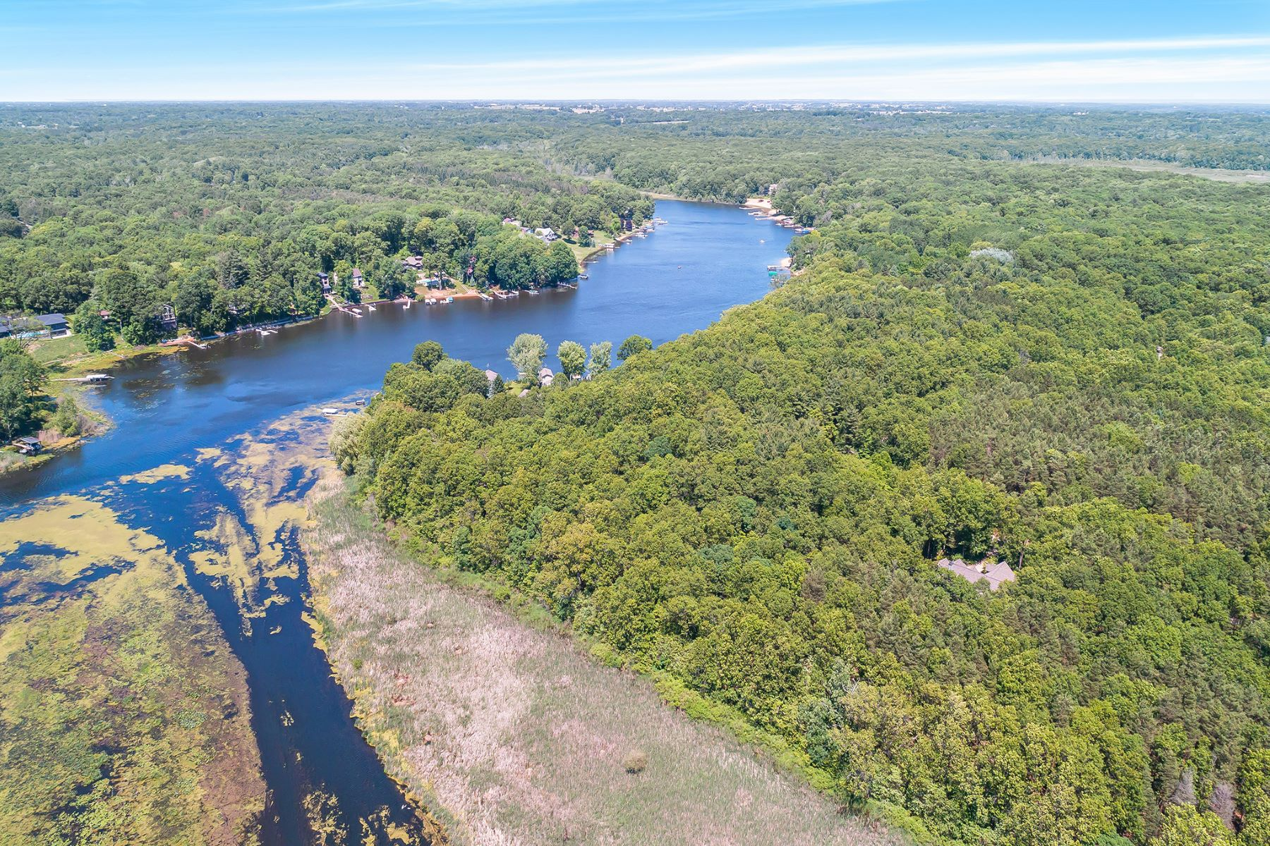 Land for Active at Captivating Ready-To-Build Lot 3144 Red Oak Drive Saugatuck, Michigan 49453 United States