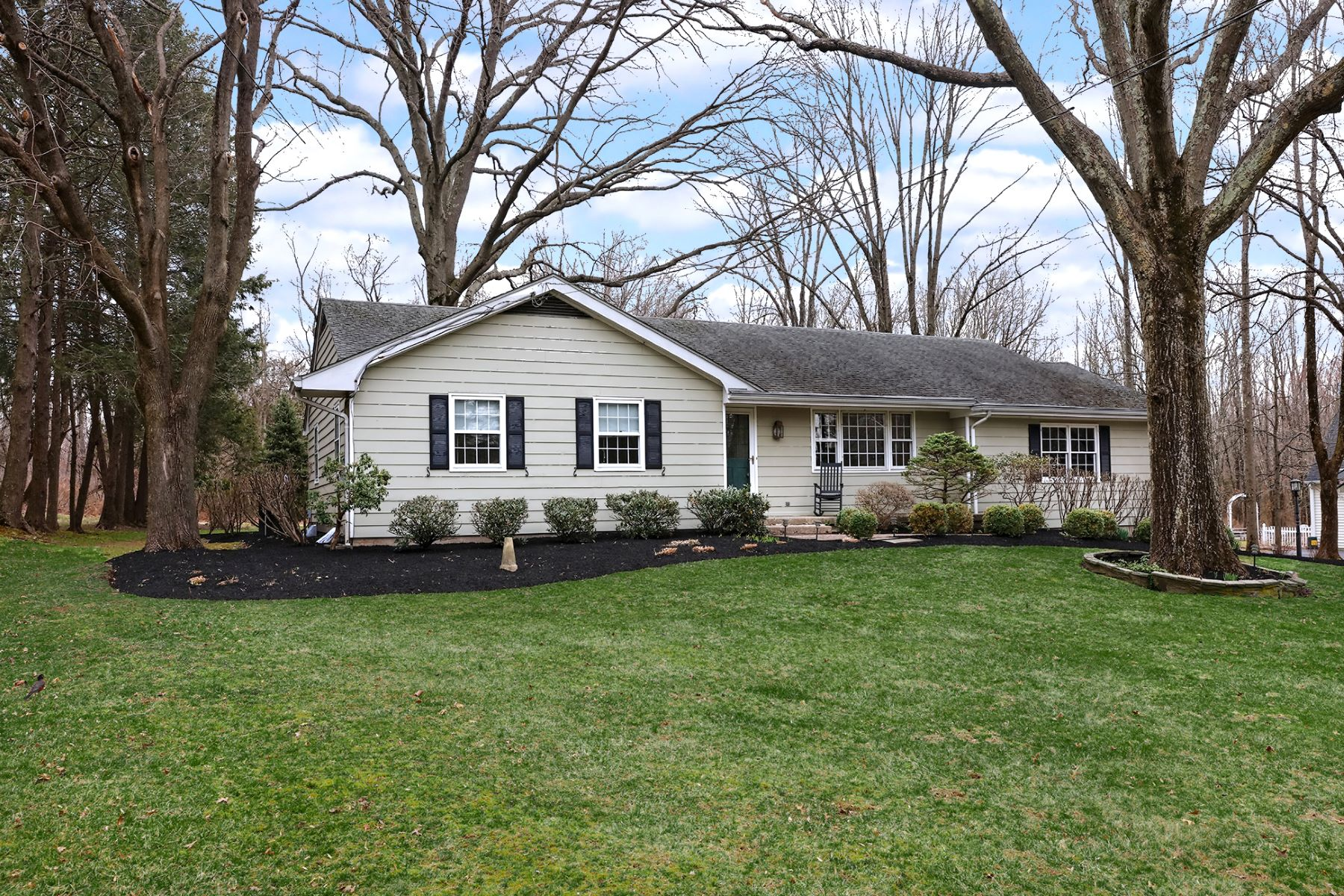 Single Family Home for Sale at Put This At The Top Of Your Must-See List 107 Pierson Drive, Pennington, New Jersey 08534 United StatesMunicipality: Hopewell Township