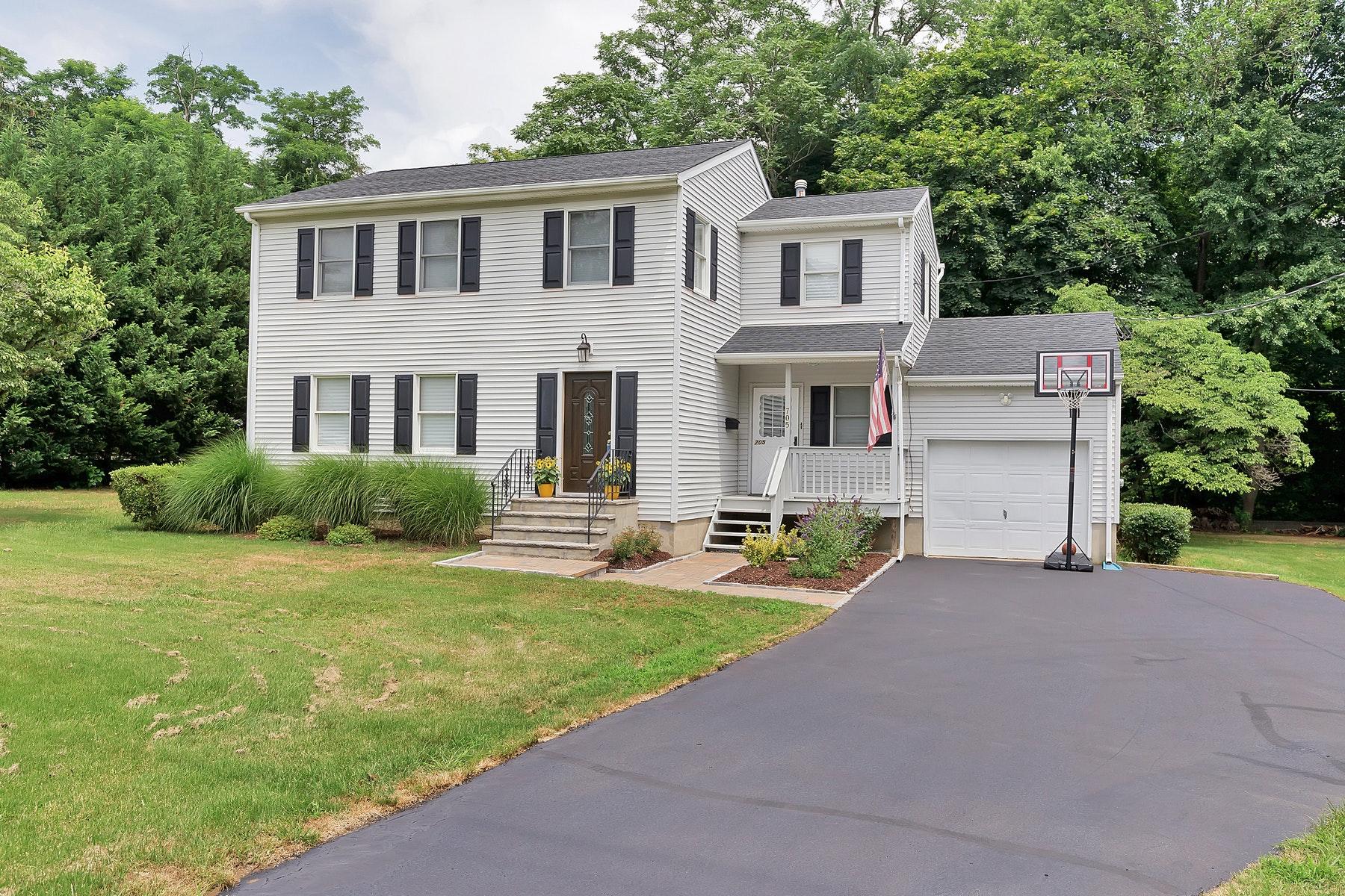 단독 가정 주택 용 매매 에 705 Park Avenue Middletown, 뉴저지, 07748 미국