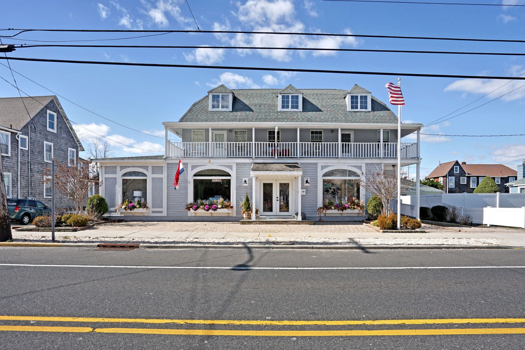 Multi-Family Homes for Sale at Multi Family in Bay Head 410 Main Avenue Bay Head, New Jersey 08742 United States