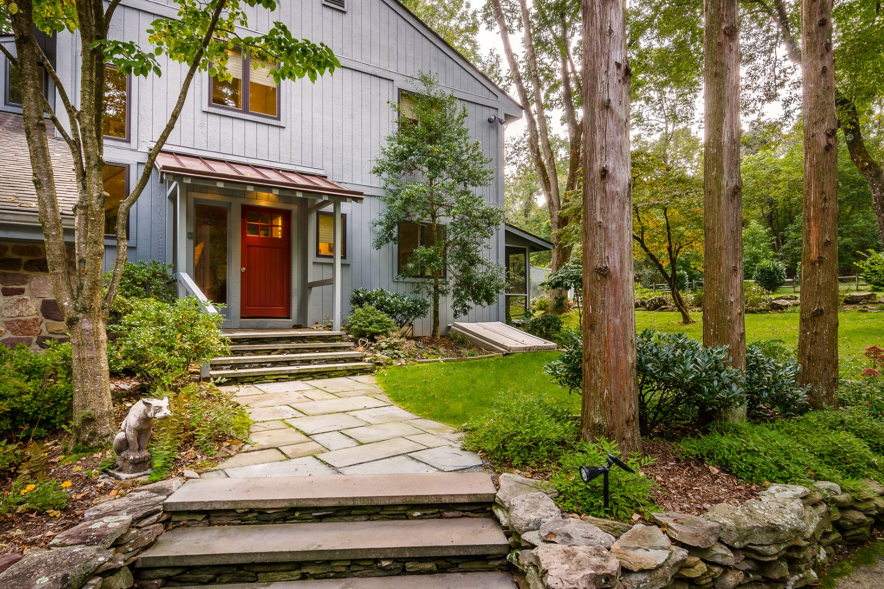 Property for Sale at Craftsman Meets Cottage 5 Northfield Court, Lambertville, New Jersey 08530 United States