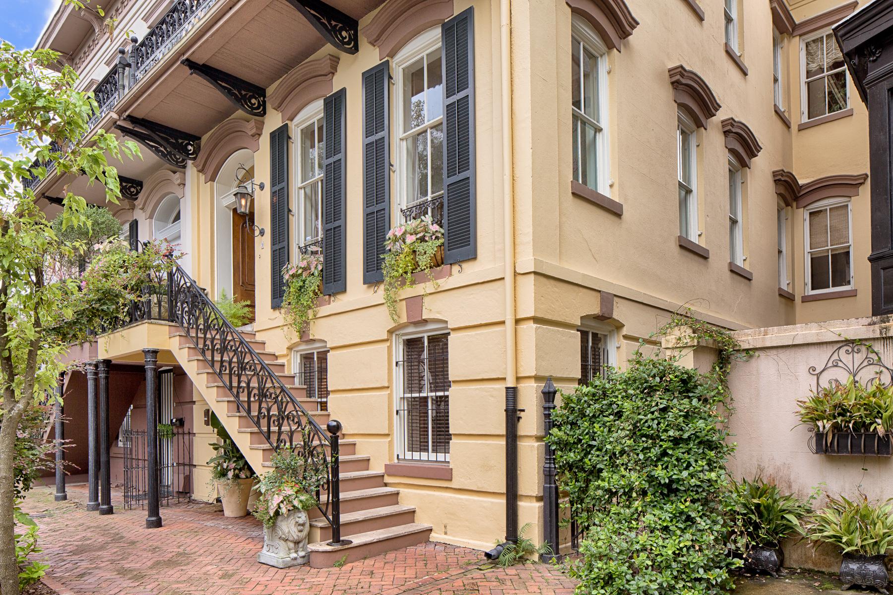 Villa per Vendita alle ore 9 West Gordon Street 9 West Gordon Street Savannah, Georgia 31401 Stati Uniti
