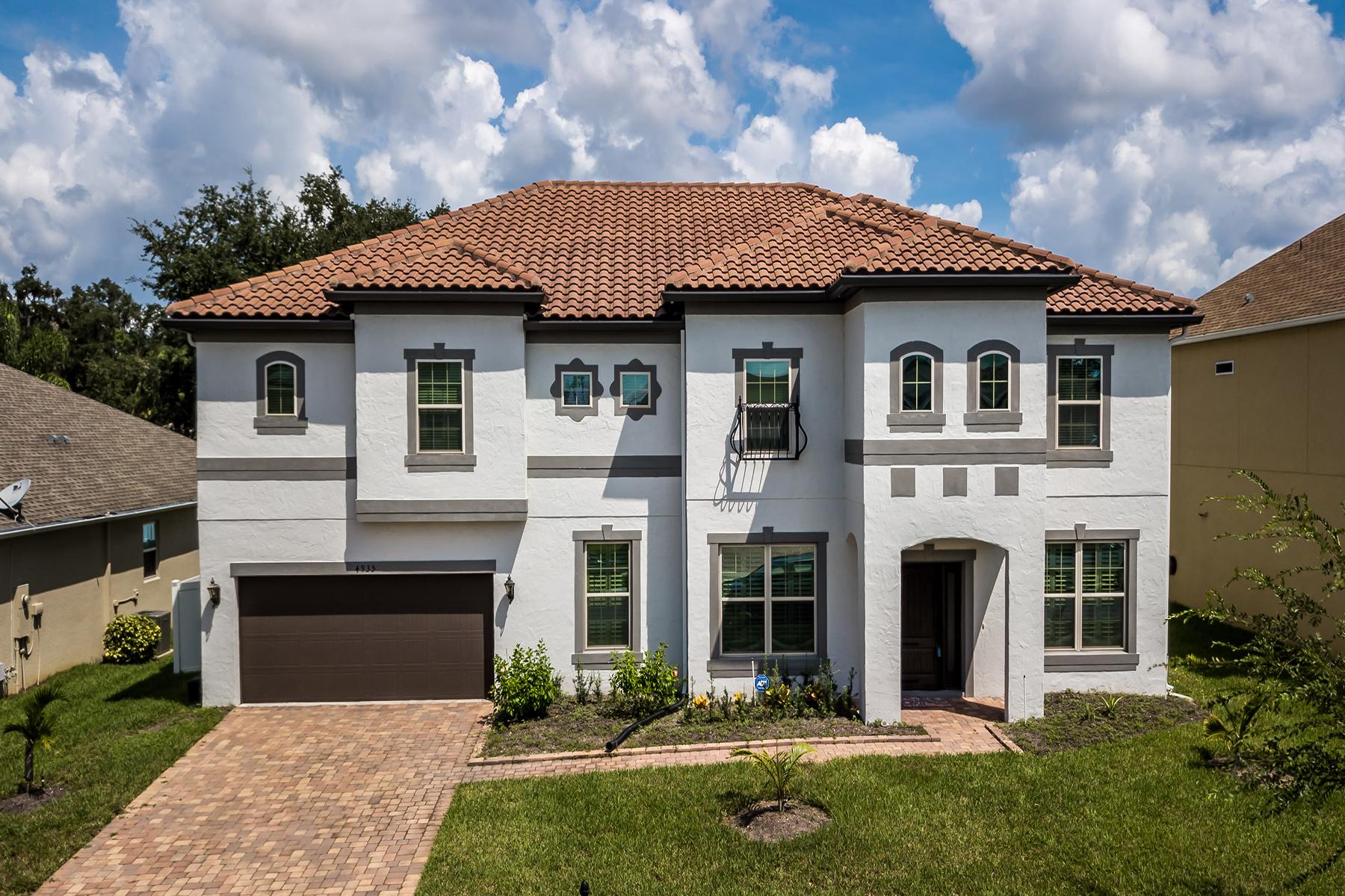 Einfamilienhaus für Verkauf beim ORLANDO - SAINT CLOUD 4935 Cypress Hammock Dr St. Cloud, Florida 34771 Vereinigte Staaten
