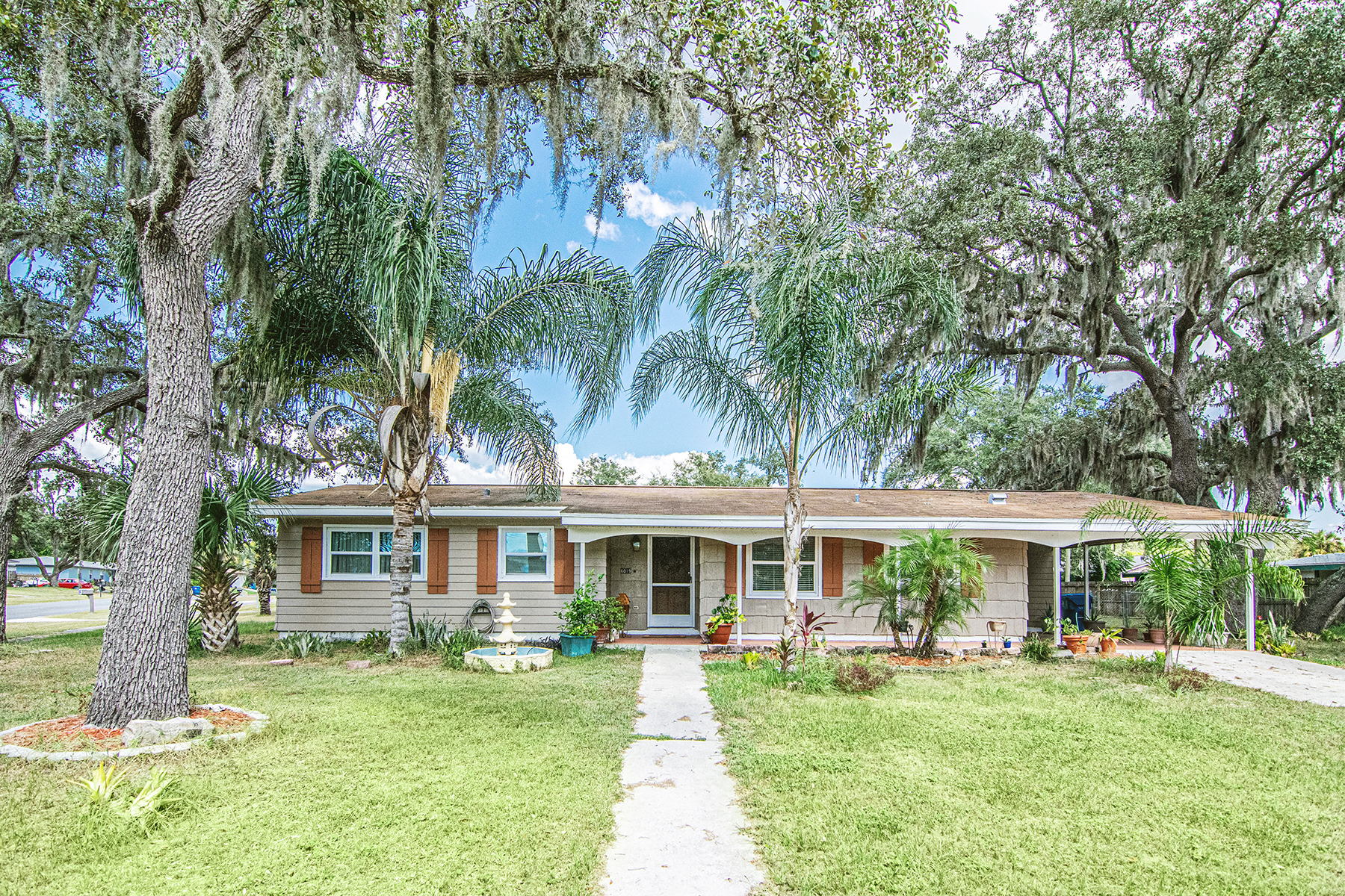 Single Family Homes for Sale at SPRING HILL 6019 Ashland Dr, Spring Hill, Florida 34606 United States