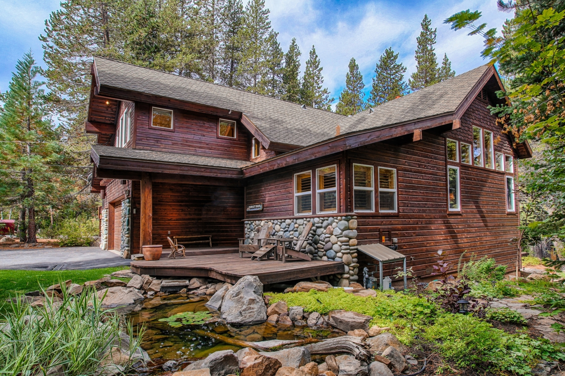 Single Family Home for Active at 15187 Swiss Lane Truckee California, 96161 15187 Swiss Lane Truckee, California 96161 United States