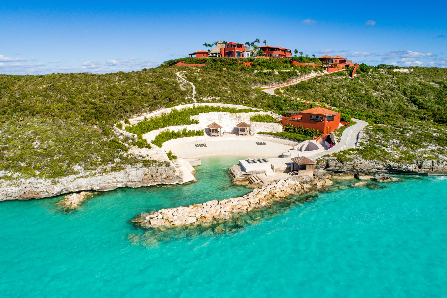Single Family Home for Sale at BAJACU Turtle Tail, Providenciales Turks And Caicos Islands