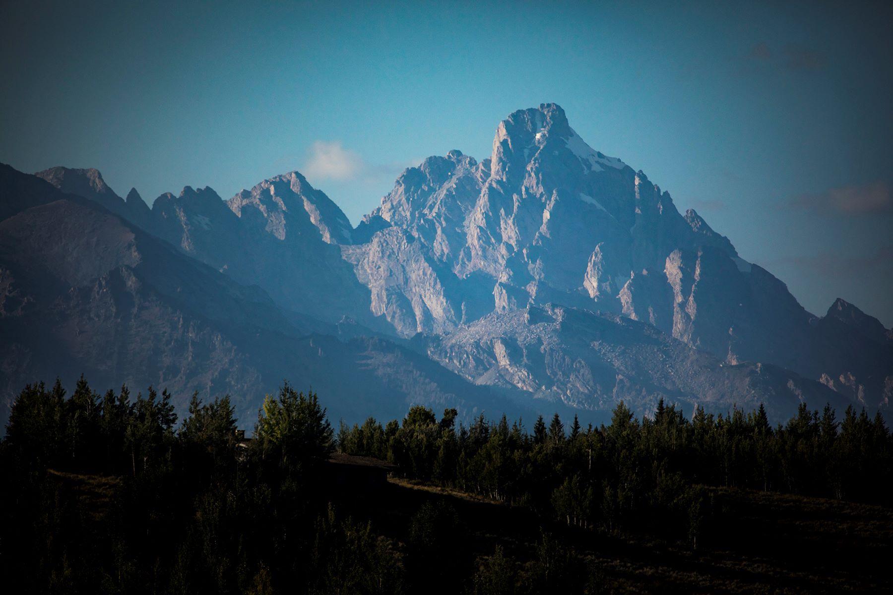 Terrain pour l Vente à Vogel Hill - Ranch 2 375 Red Tail Butte Road, Jackson, Wyoming 83001 États-Unis