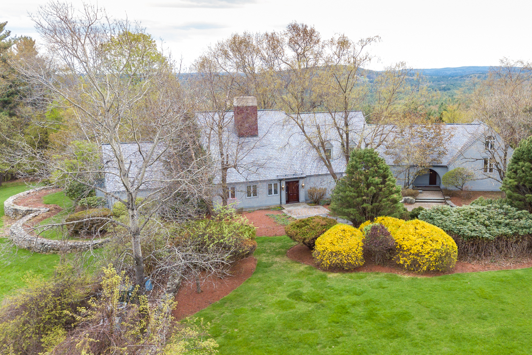 Single Family Homes 为 销售 在 18 Chestnut Hill Road, Amherst 18 Chestnut Hill Rd Amherst, 新罕布什尔州 03031 美国