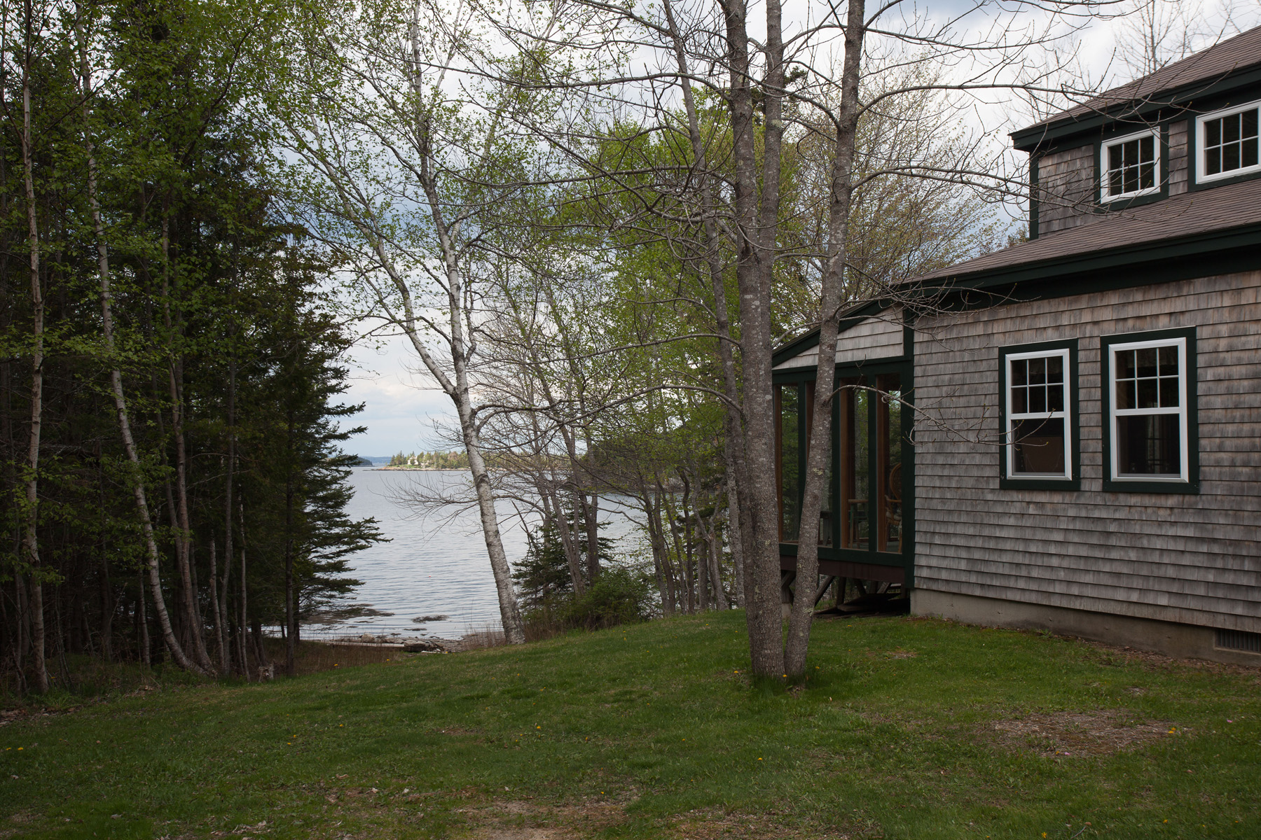 Single Family Home for Sale at 399 Smith's Landing Road Islesboro, Maine, 04848 United States