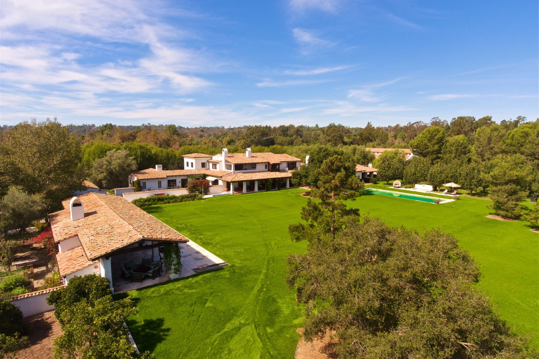 Additional photo for property listing at Willow Creek Estancia  Rancho Santa Fe, California 92067 Stati Uniti