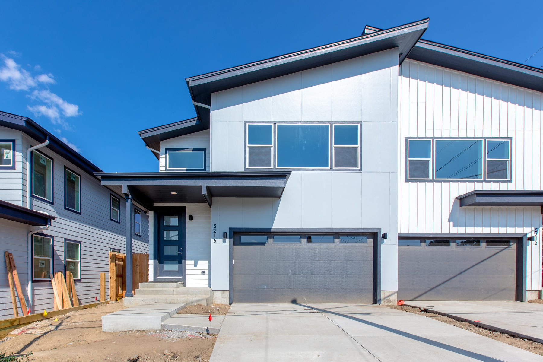Townhouse for Active at New Construction In Hot Regis/Berkeley Area 5226 Tennyson St Denver, Colorado 80212 United States