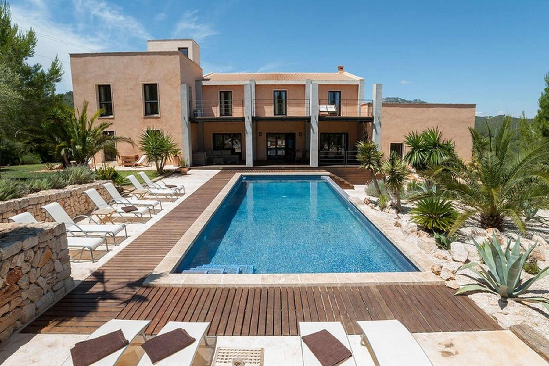 Single Family Home for Sale at Newly built Villa in Porto Colom Porto Colom, Mallorca, 07670 Spain