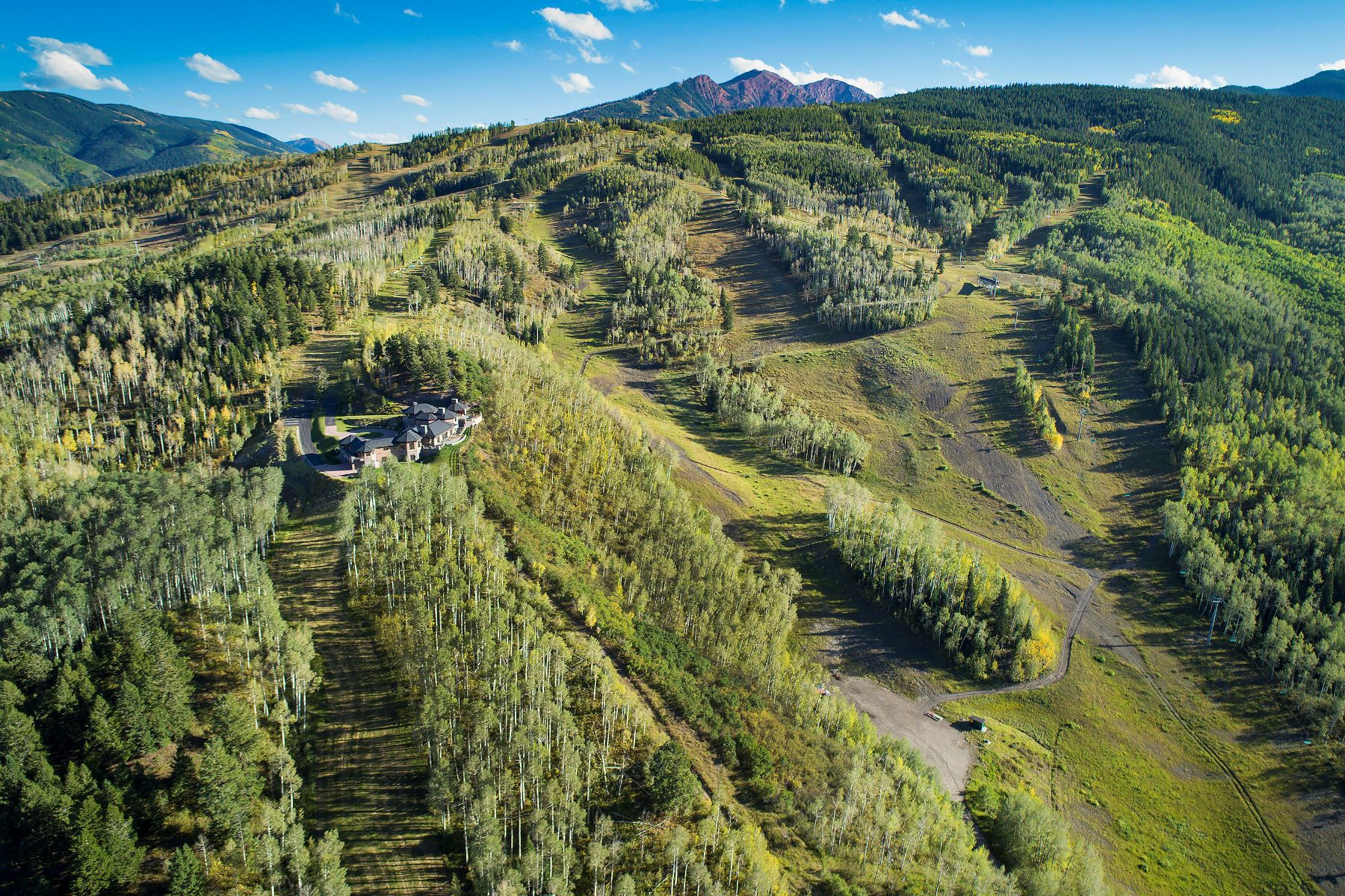 Additional photo for property listing at Owl Mountain Ranch 2900 West Buttermilk Road Aspen, Colorado 81611 United States