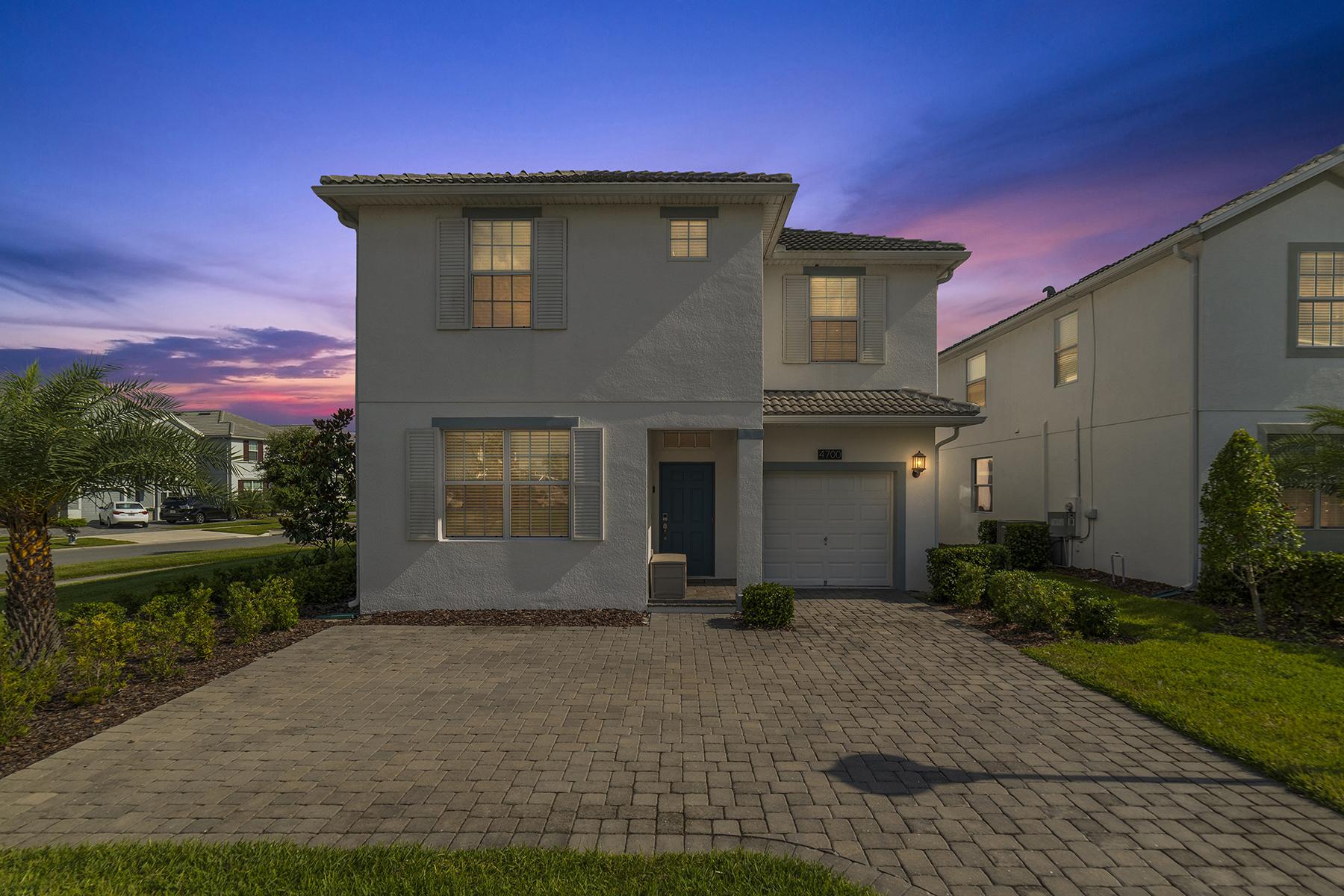 Single Family Homes für Verkauf beim KISSIMMEE 4700 Sleepy Hollow Dr, Kissimmee, Florida 34746 Vereinigte Staaten