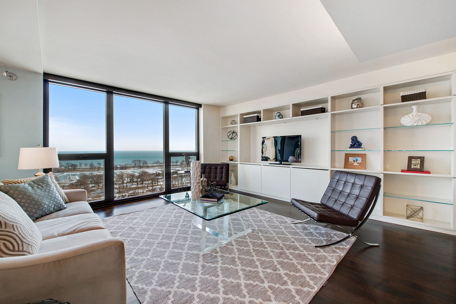 Condominium for Sale at Simply Stunning Combined Corner Unit 2500 N Lakeview Avenue Unit 1905, Lincoln Park, Chicago, Illinois, 60614 United States