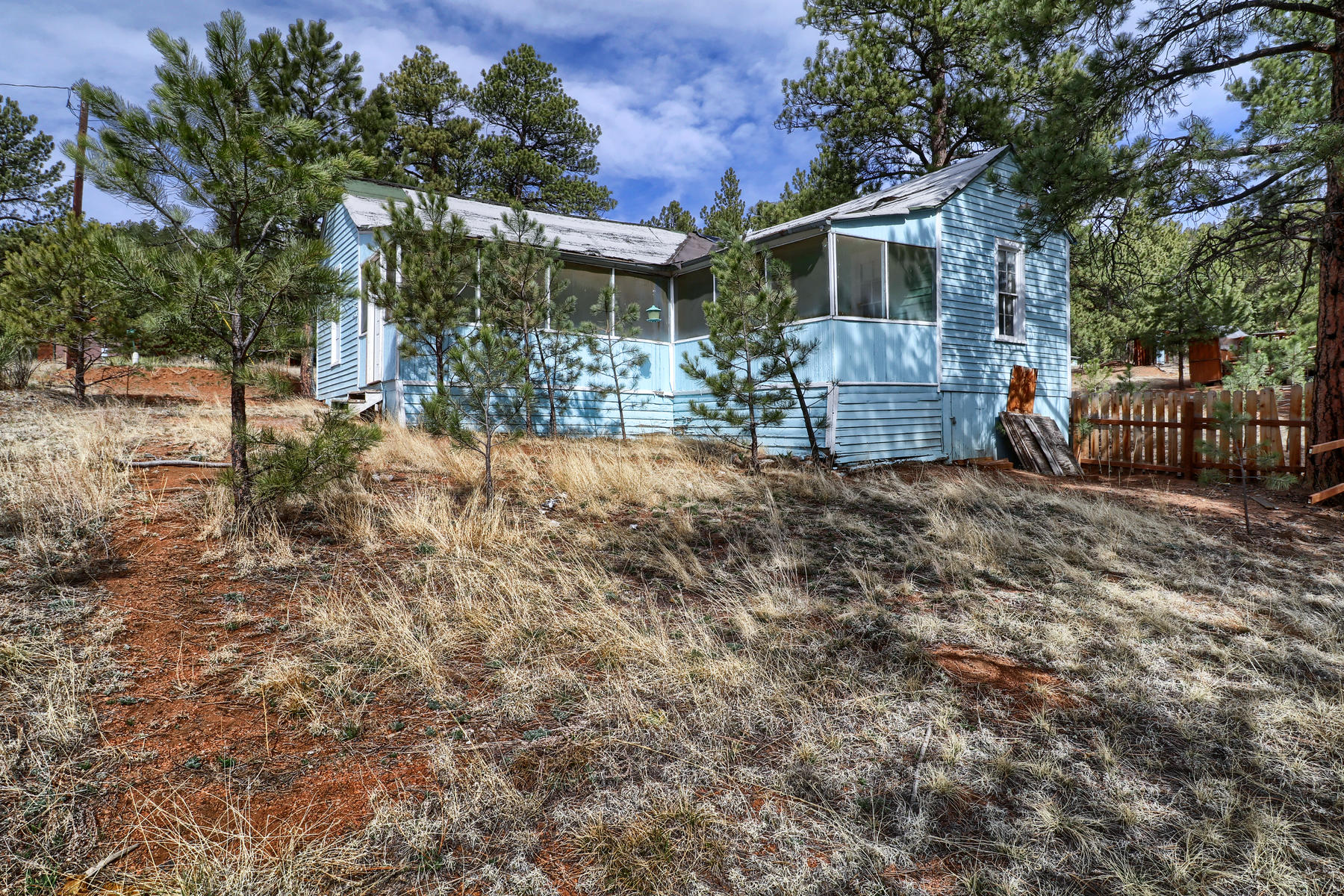 Single Family Home for Active at Adorable Cabin In The Heart Of Historic Pine 28377 Morrison Avenue Pine, Colorado 80470 United States