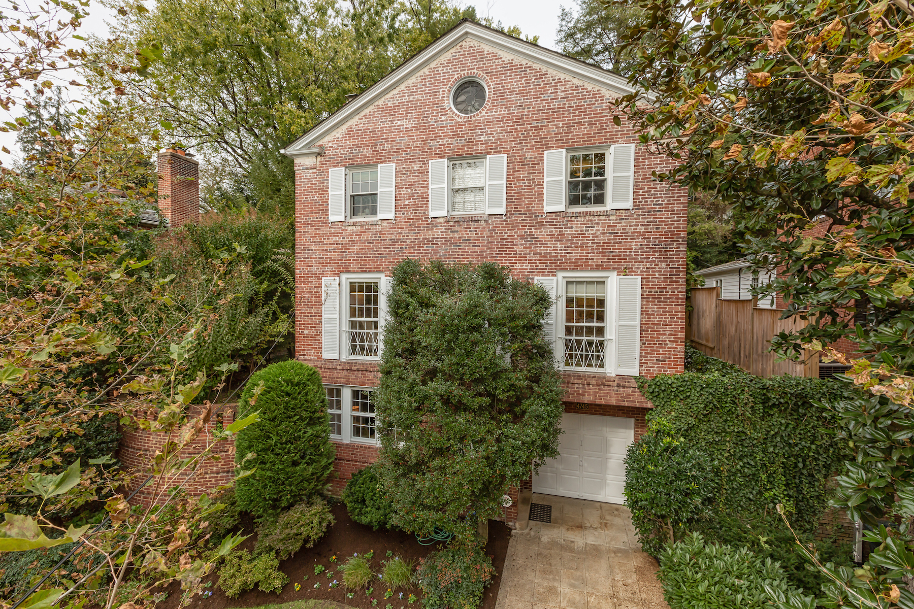Single Family Home for Sale at 4745 Reservoir Rd NW 4745 Reservoir Rd NW Washington, District Of Columbia 20007 United States