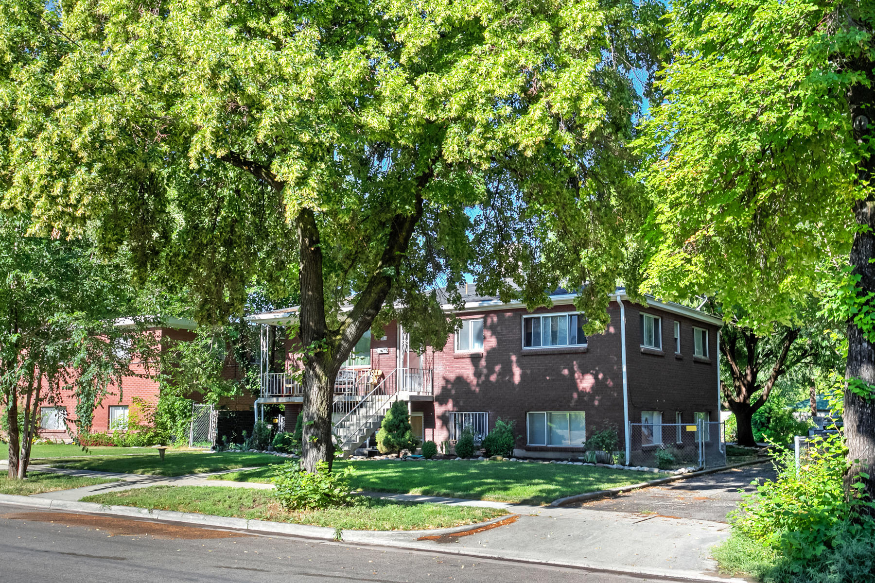 Duplex for Sale at Rare Sugar House Up and Down Duplex 1630 South 1000 East Salt Lake City, Utah, 84105 United States